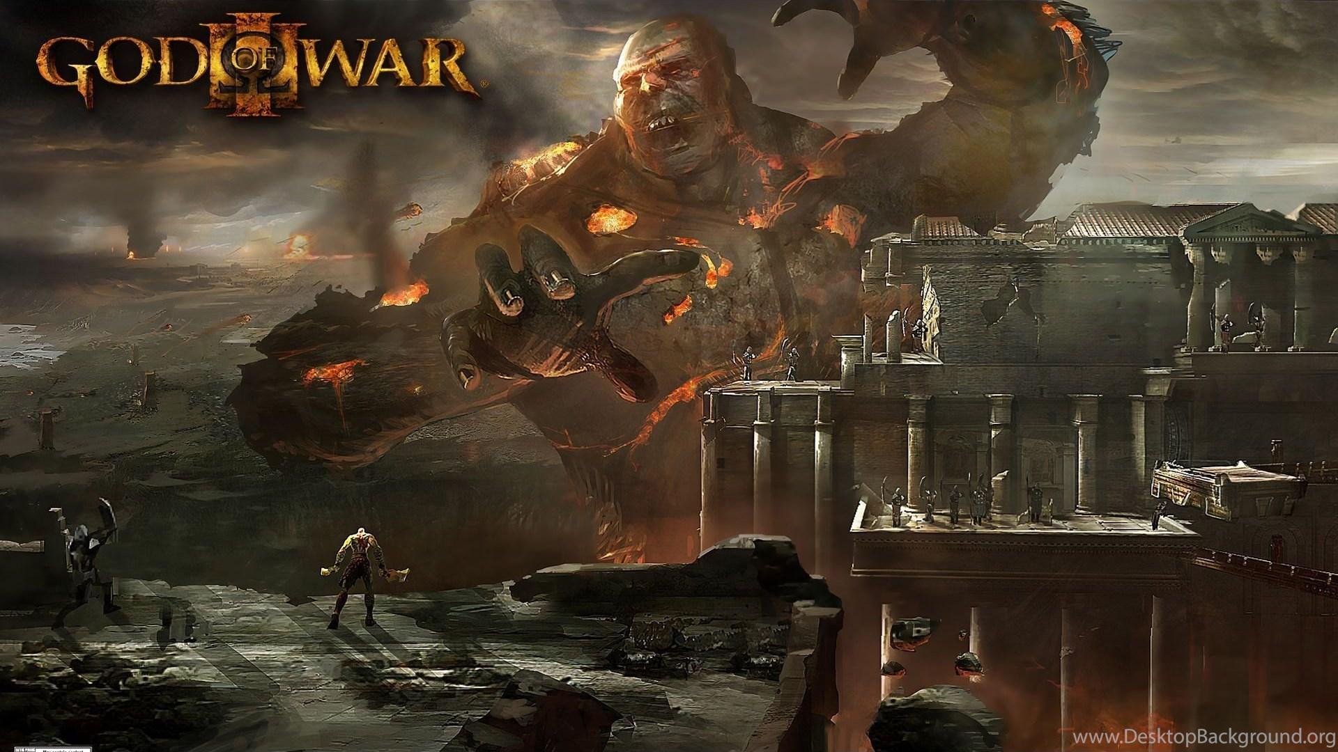 Zeus Wallpapers God Of War Hd Images New Desktop Background