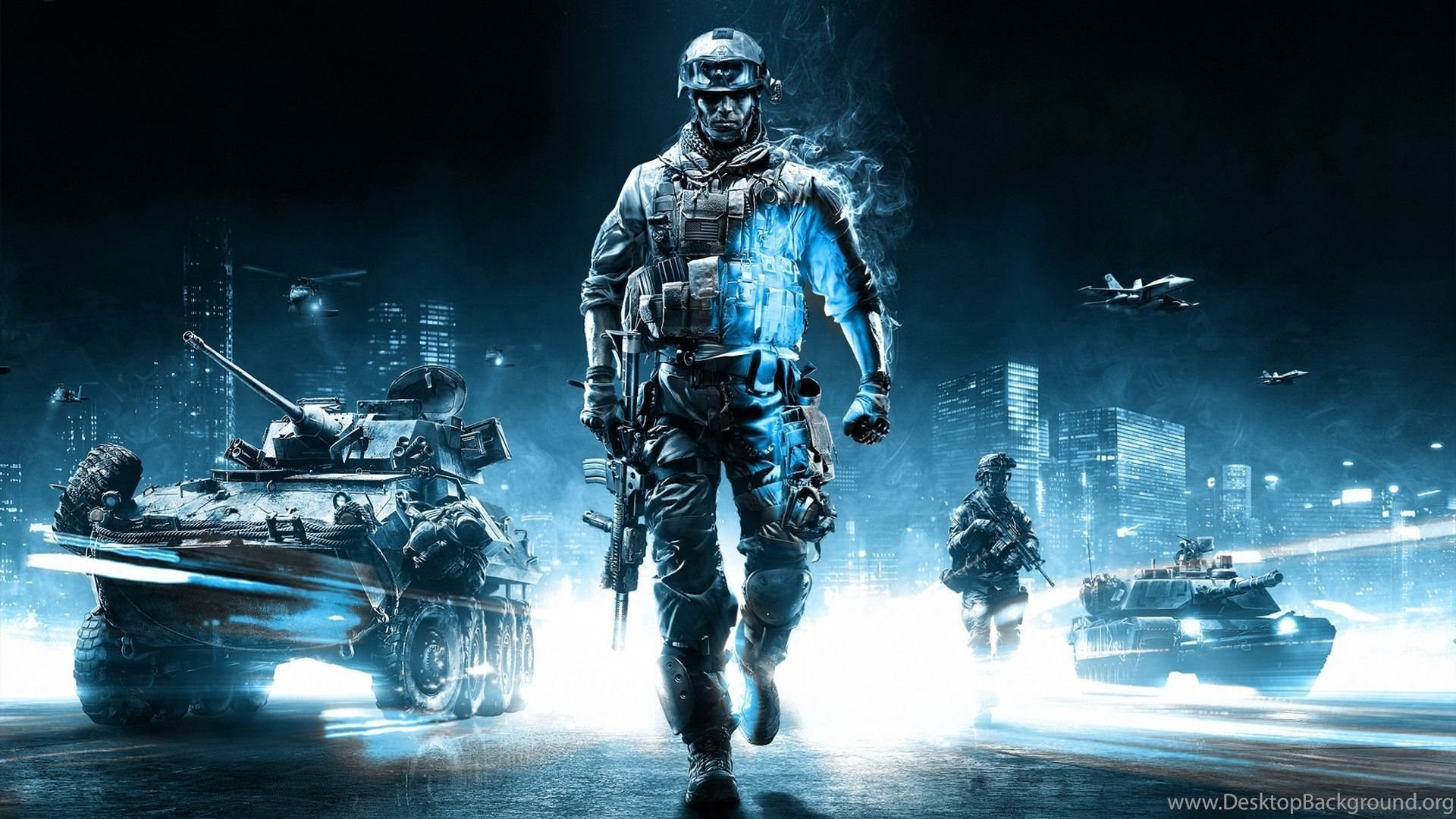 Blue Gaming Wallpapers Imgmob Desktop Background