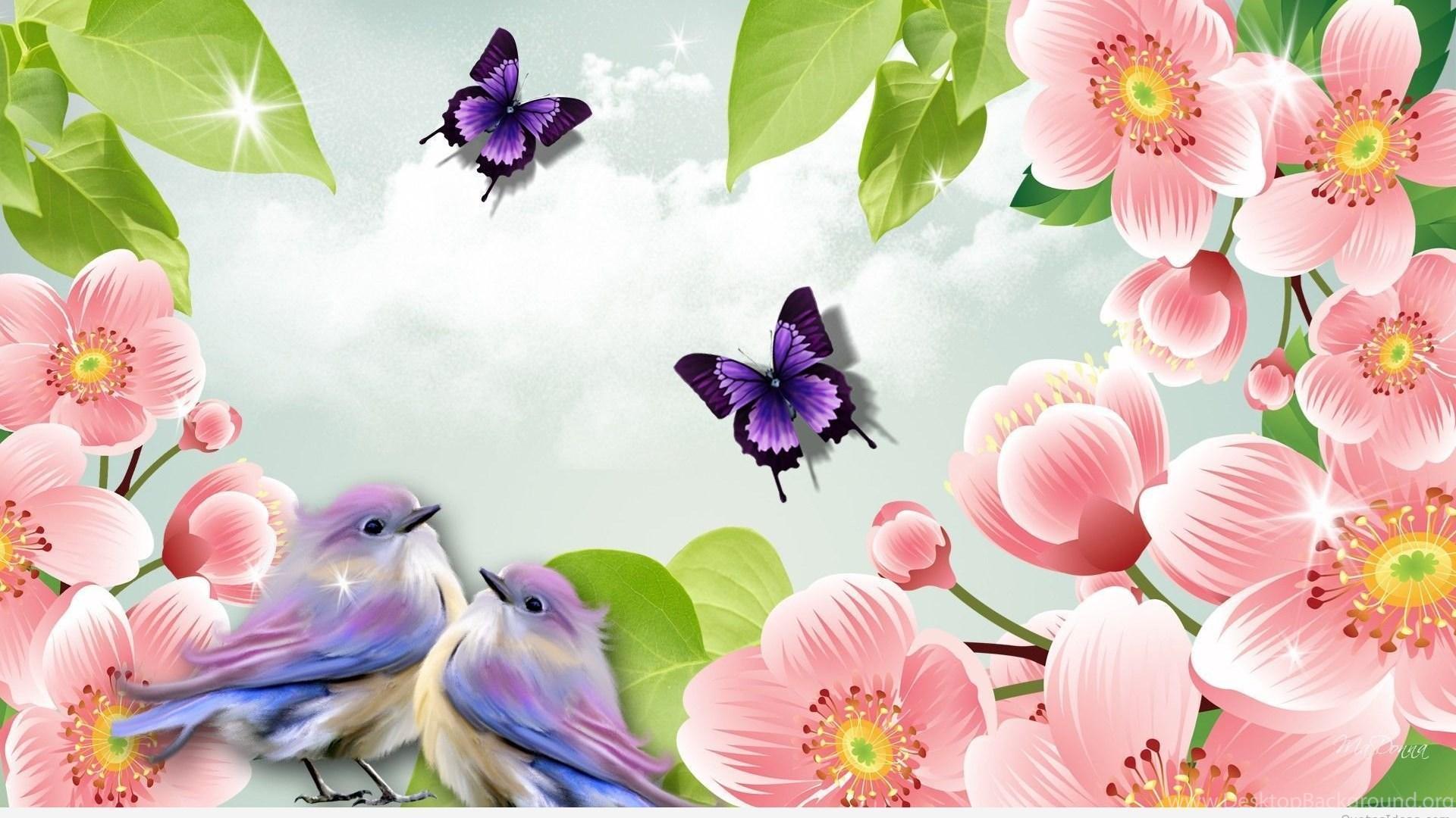 Wallpapers March Spring Desktop Background