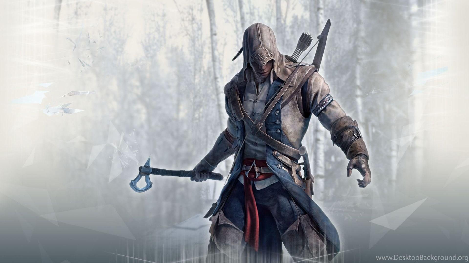 Assassins Creed 3 Hd Wallpaper Assassins Creed 3 Images New Desktop Background