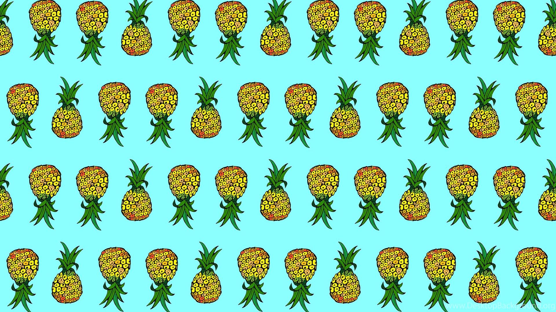 Pineapple HD Wallpapers Desktop Background
