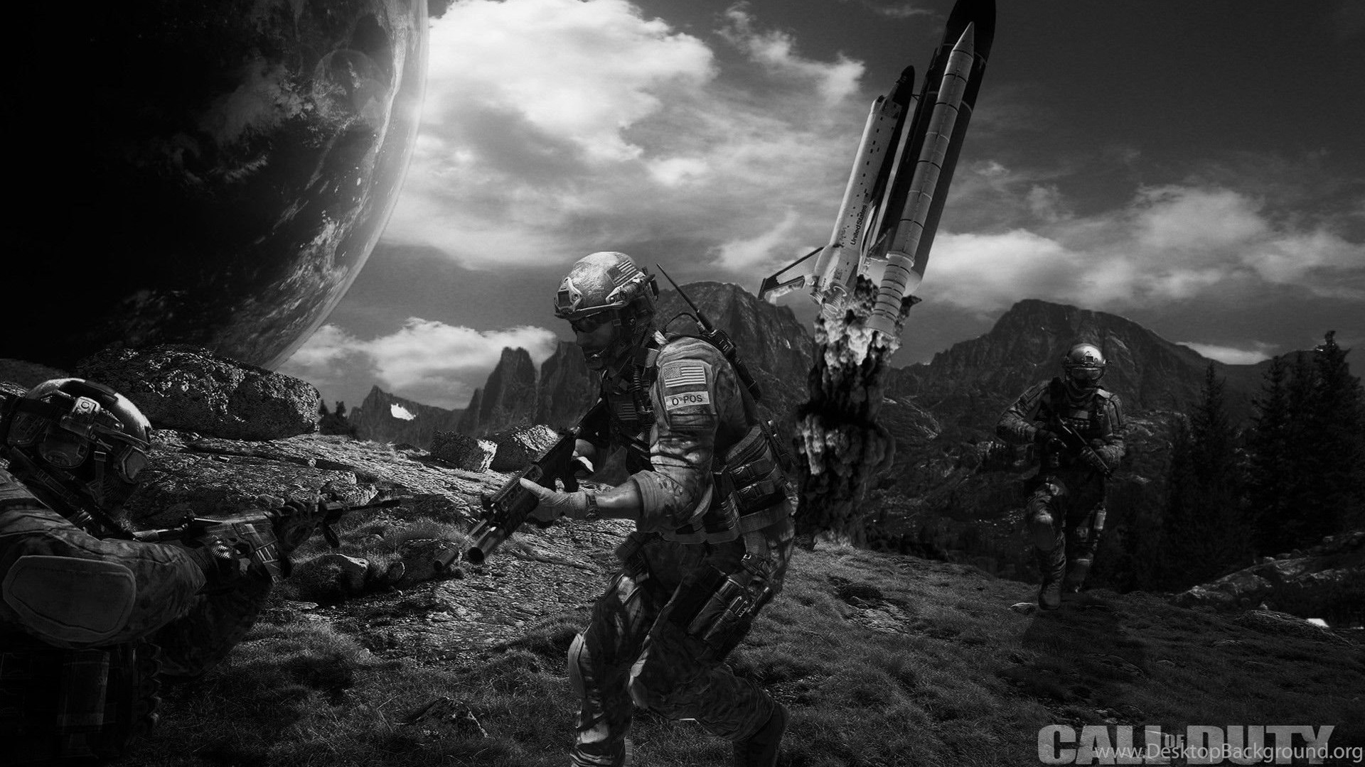 Call Of Duty Modern Warfare 3 Wallpapers Wallpapers Cave Desktop