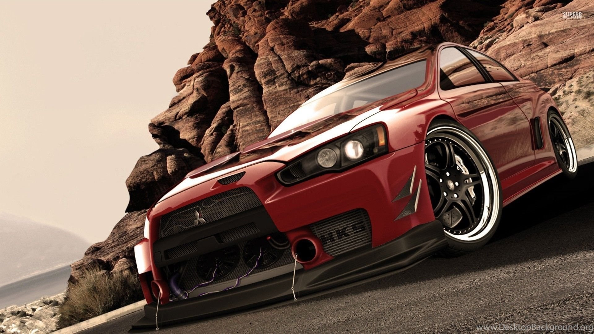 Mitsubishi Lancer Evolution X Wallpapers Car Wallpapers Desktop