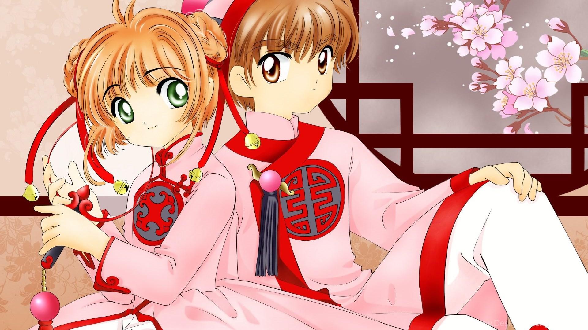 340 cardcaptor sakura hd wallpapers desktop background - Sakura desktop ...