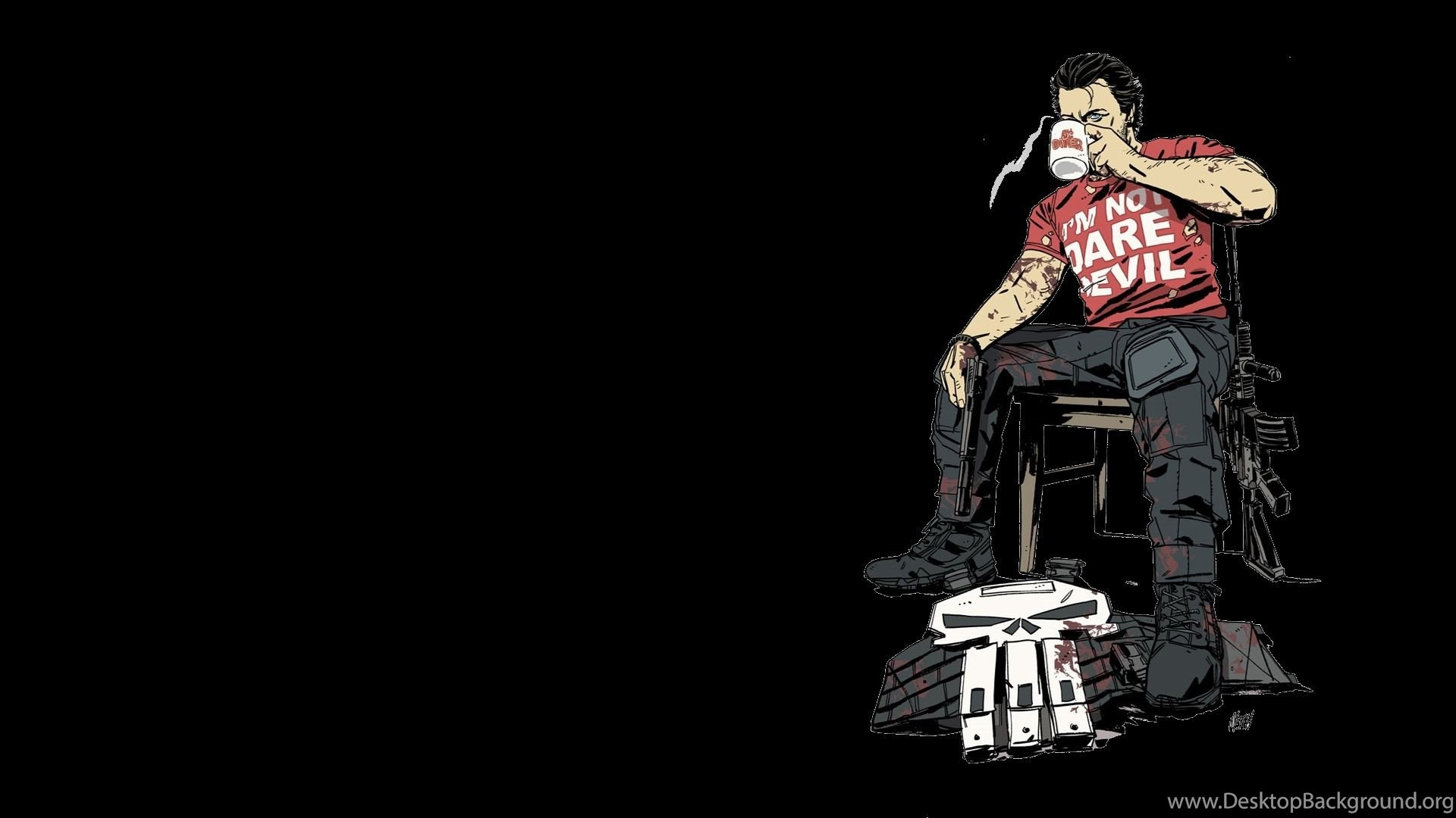 The Punisher Wallpapers Hd Awesome Desktop Background
