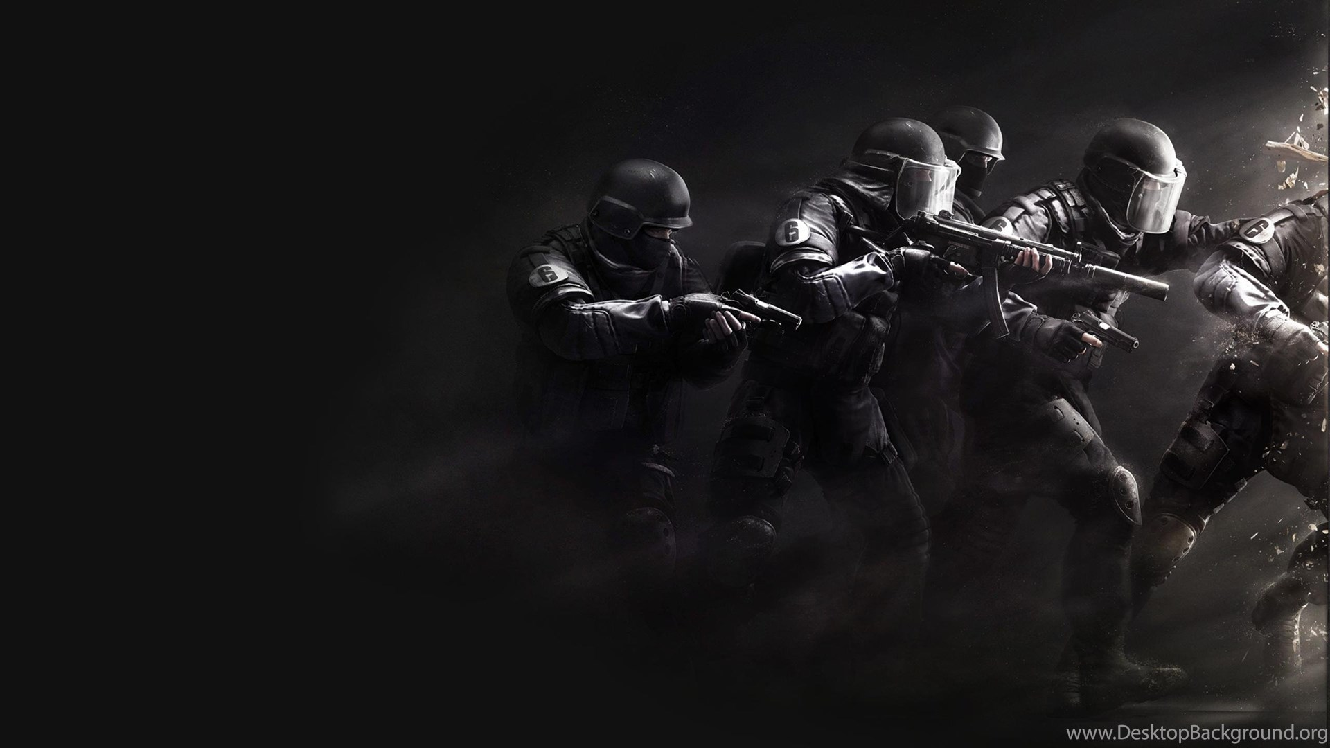 Rainbow Six Siege Wallpaper Hd: Rainbow Six: Siege Dual Screen Wallpapers Album On Imgur