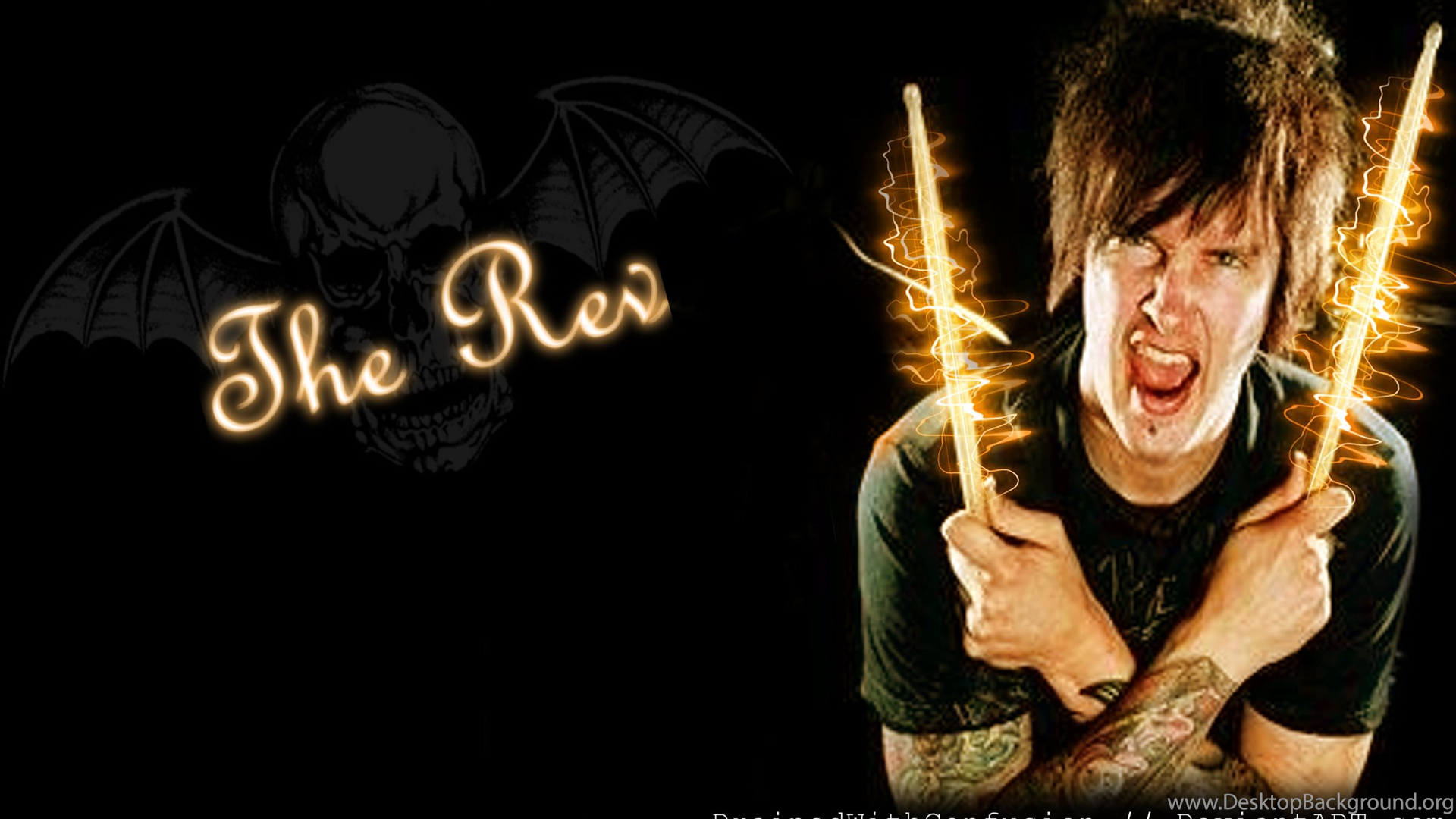 Pic The Rev Avenged Sevenfold Wallpapers Desktop Background