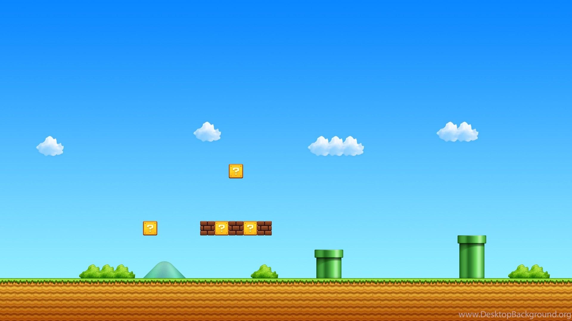 Retro Video Games Wallpapers High Definition Desktop Background