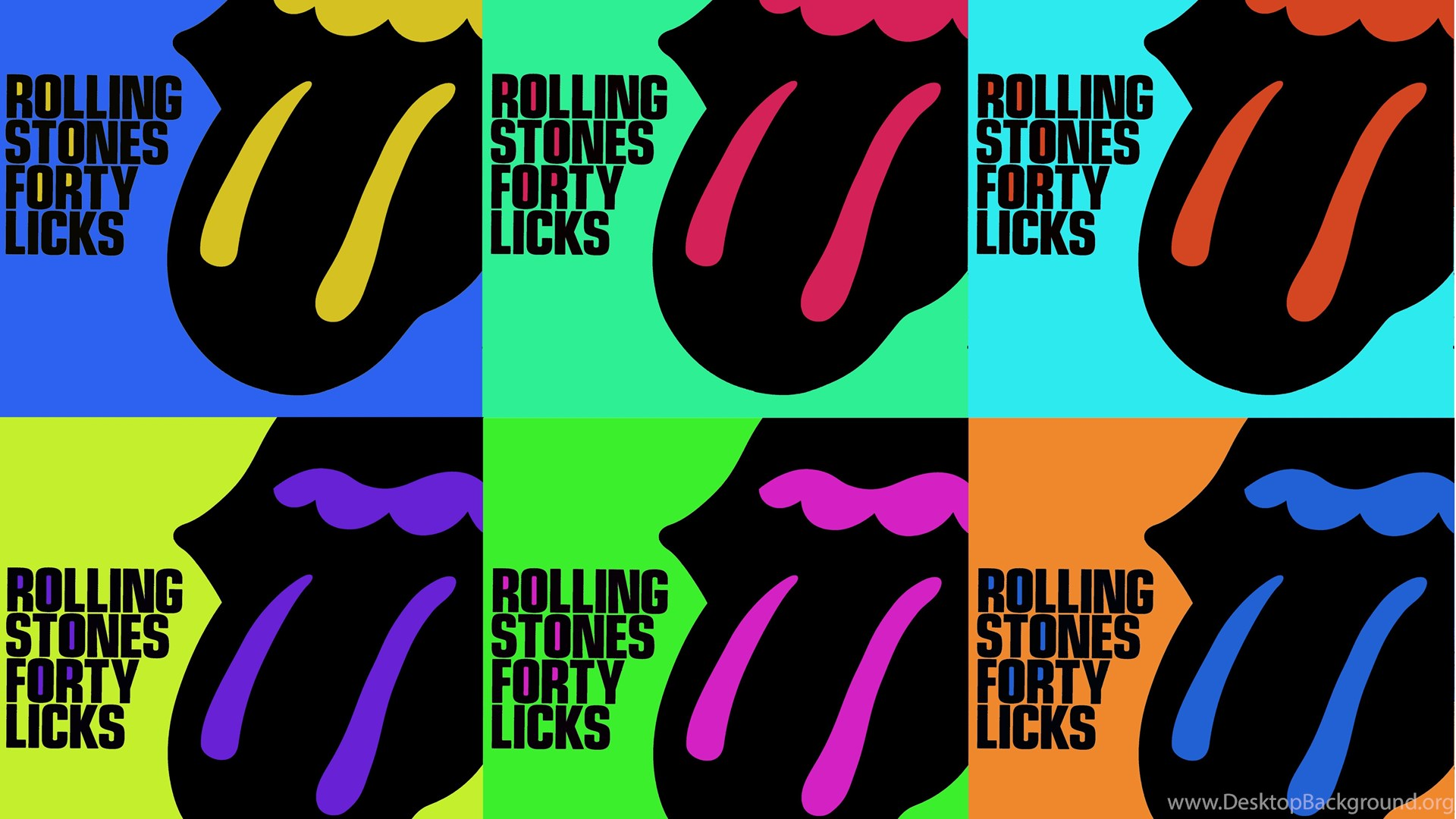 Wallpapers Sobre Rolling Stones HD 15 Megapixeles Taringa Desktop