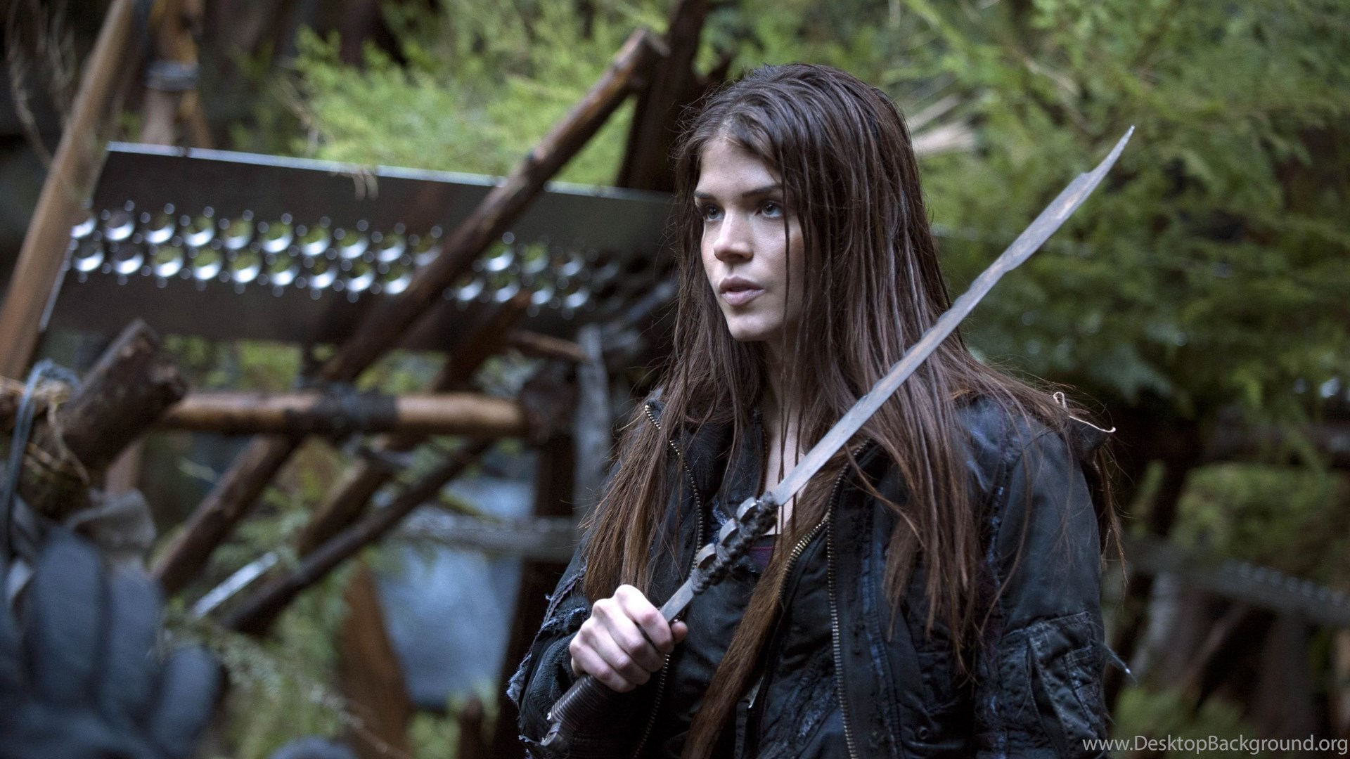 100 Seriously Awesome Ipad Pro Wallpapers: Octavia Blake The 100 Awesome Photo Wallpapers Desktop