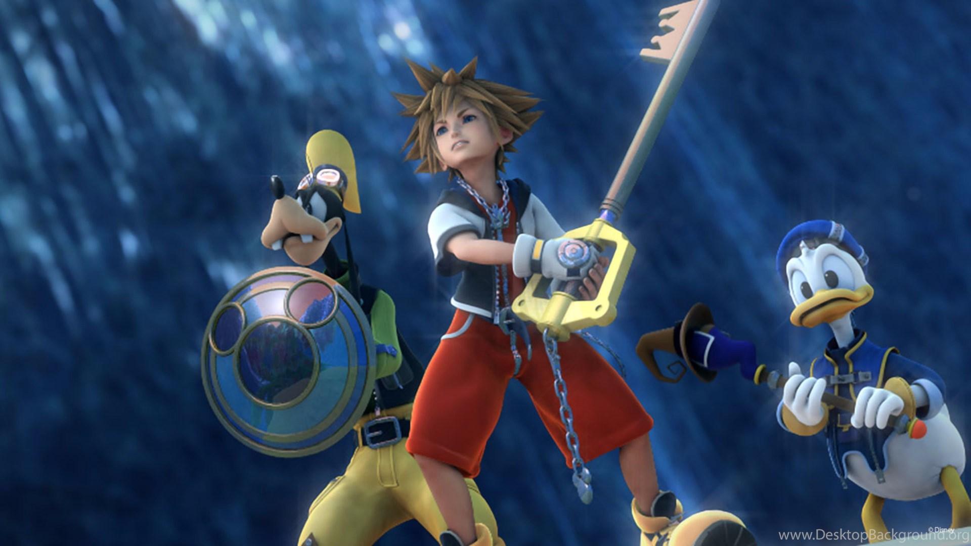 Download Free 2016 Kingdom Hearts 3 4k Wallpapers Desktop Background