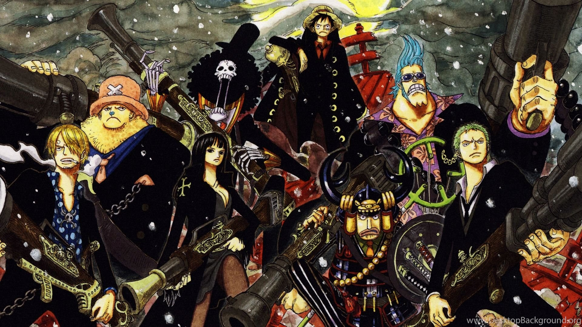 One Piece New World Wallpaper Backgrounds Hd Attachment 10503 Hd