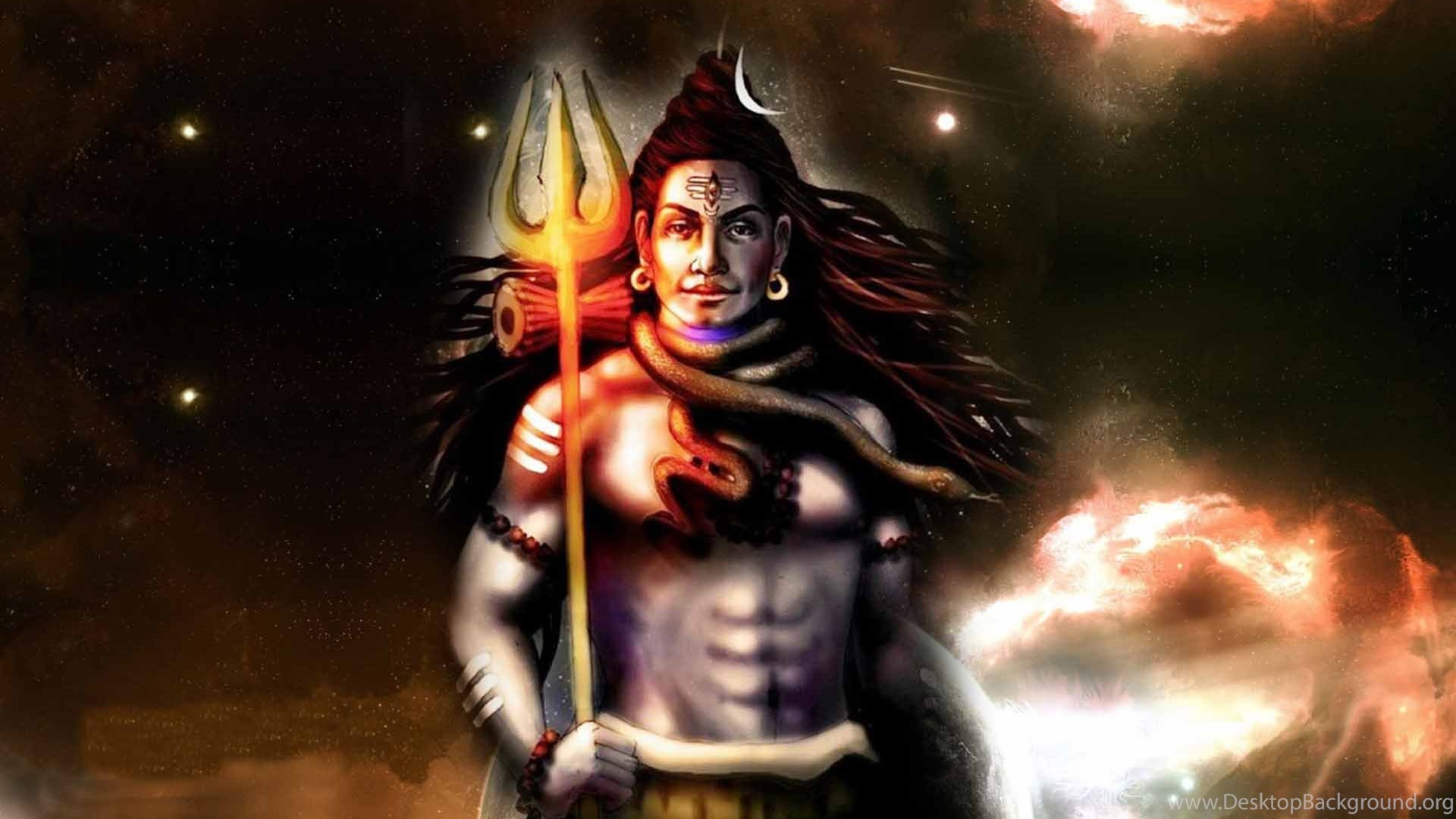 Lord Shiva Animated Hd Wallpapers Desktop Background