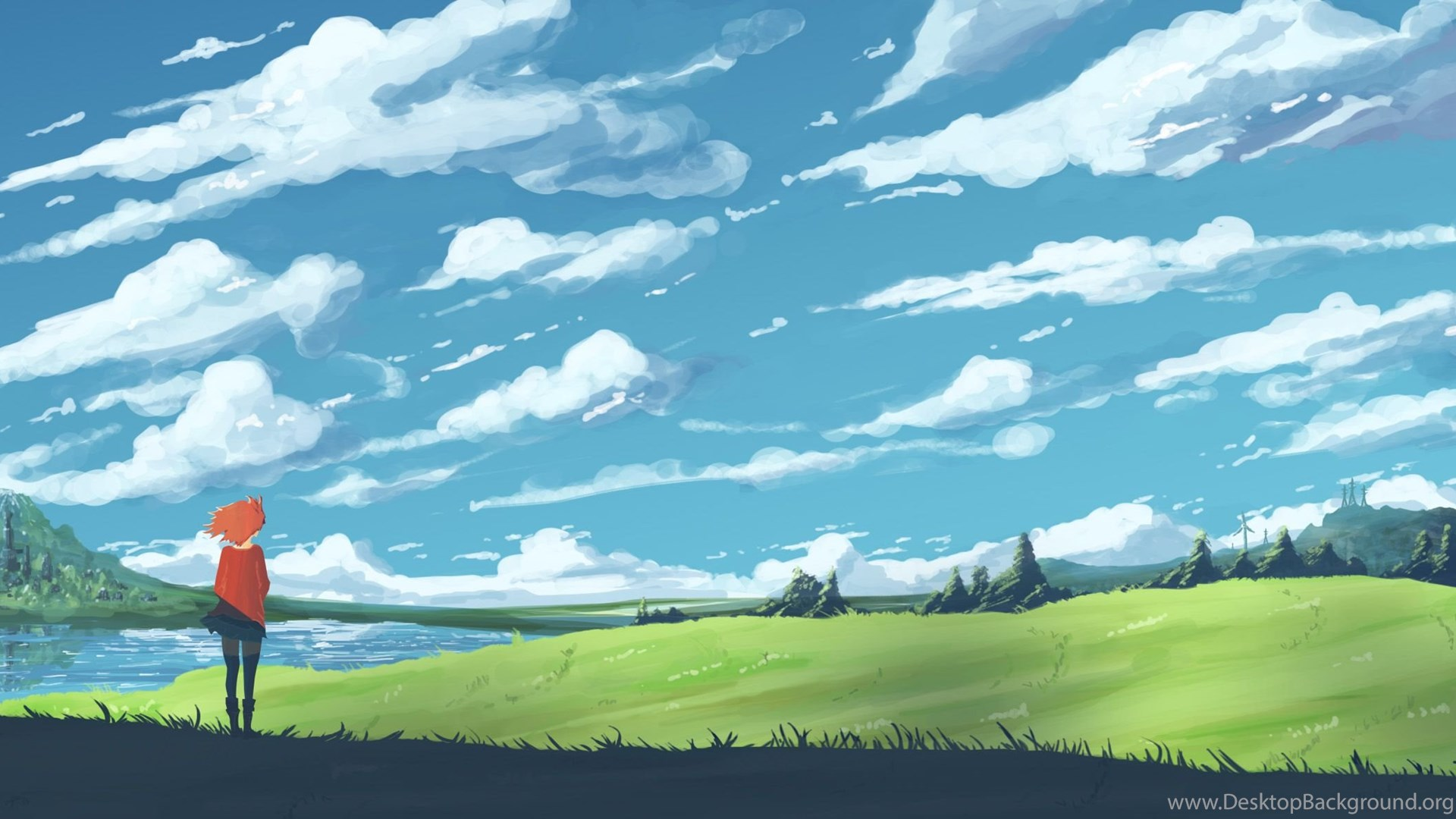 Anime scenery hd wallpapers page 6 desktop background popular voltagebd Choice Image