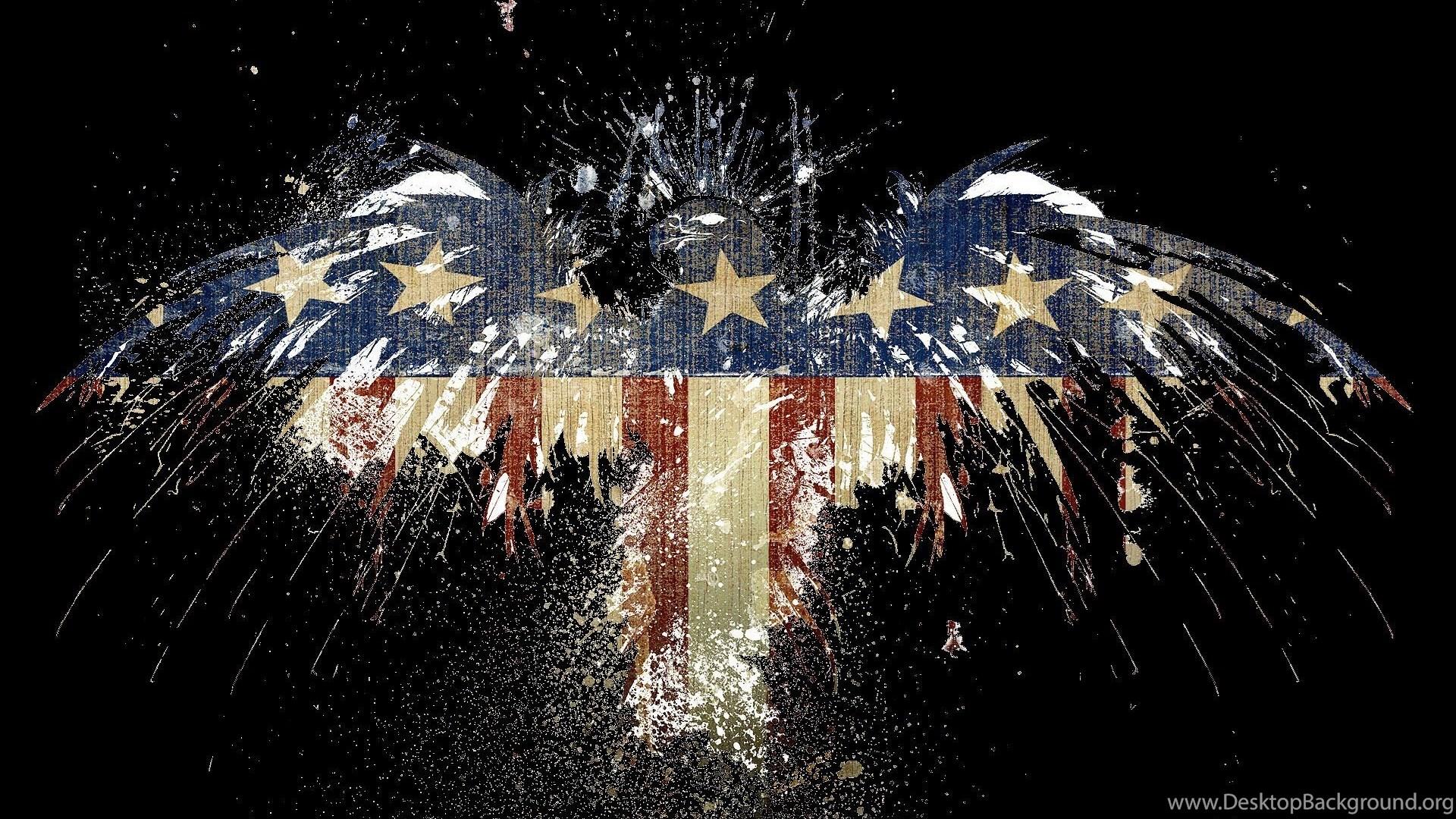 Desktop American Eagle Live Wallpaper Background