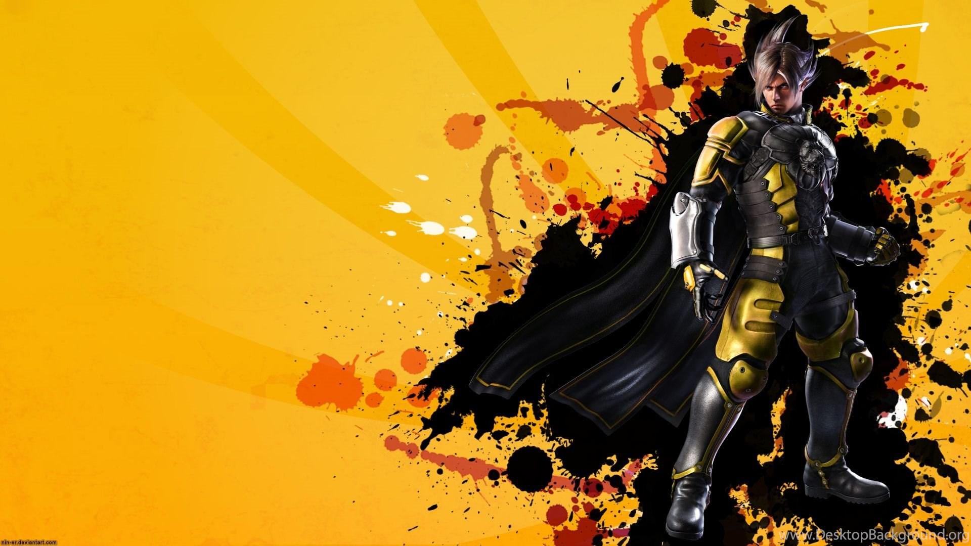 Download Tekken 7 King Best Wallpapers Gallery Desktop Background