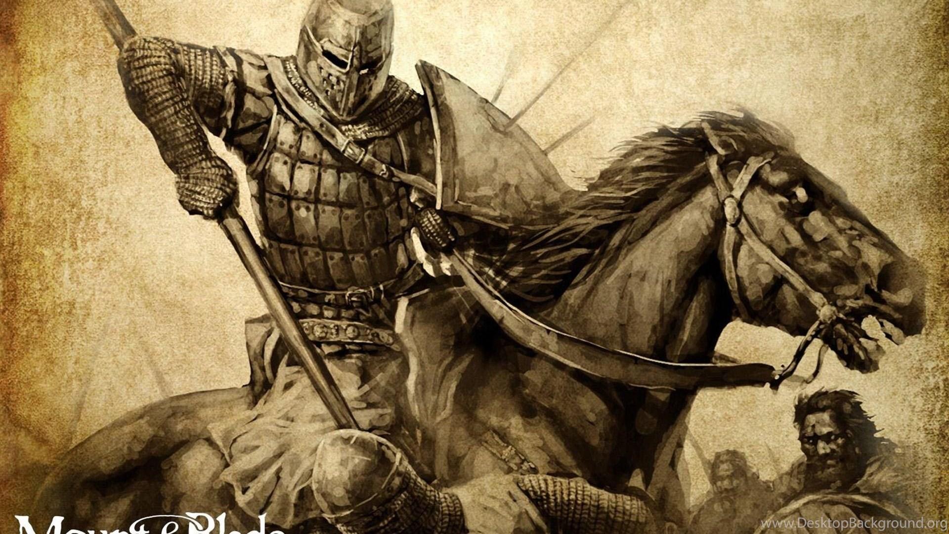 Medievalart Drawing Mount Blade Wallpapers Youtube Desktop