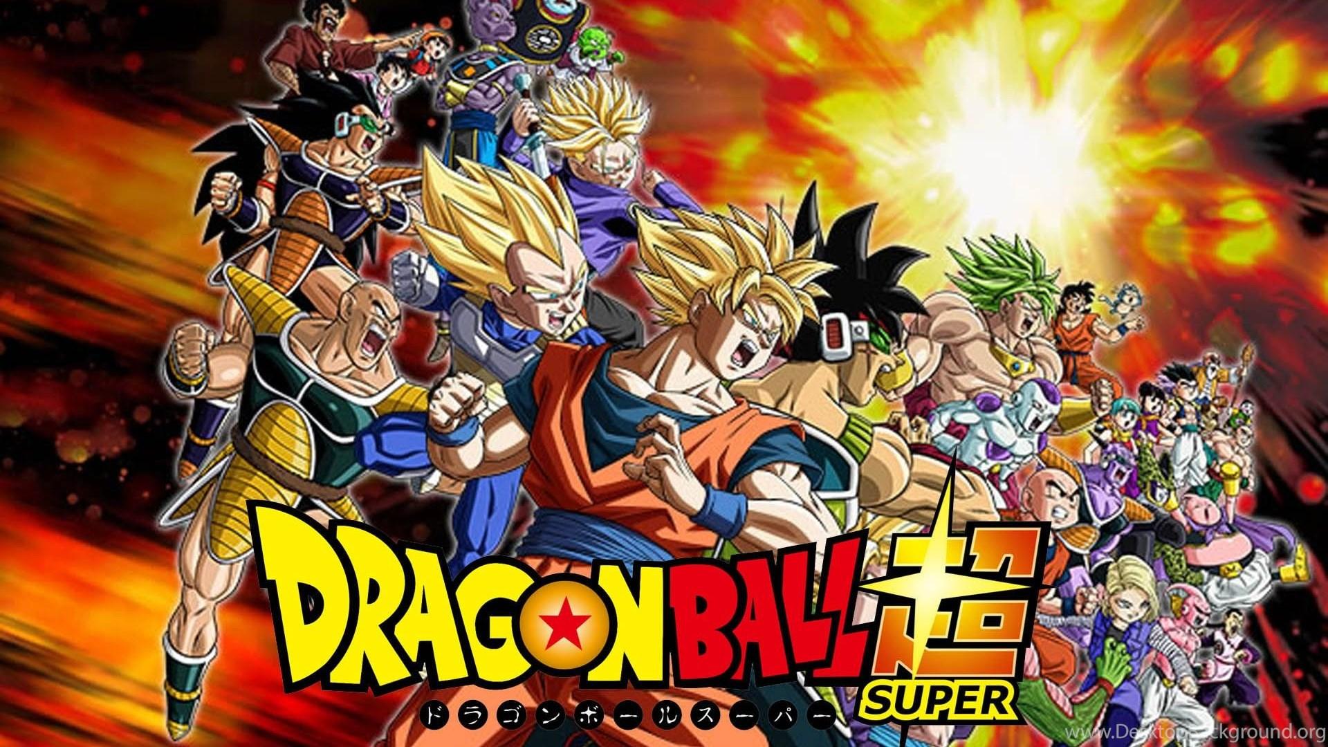Dragon Ball Super Wallpapers Hd Free Download Desktop