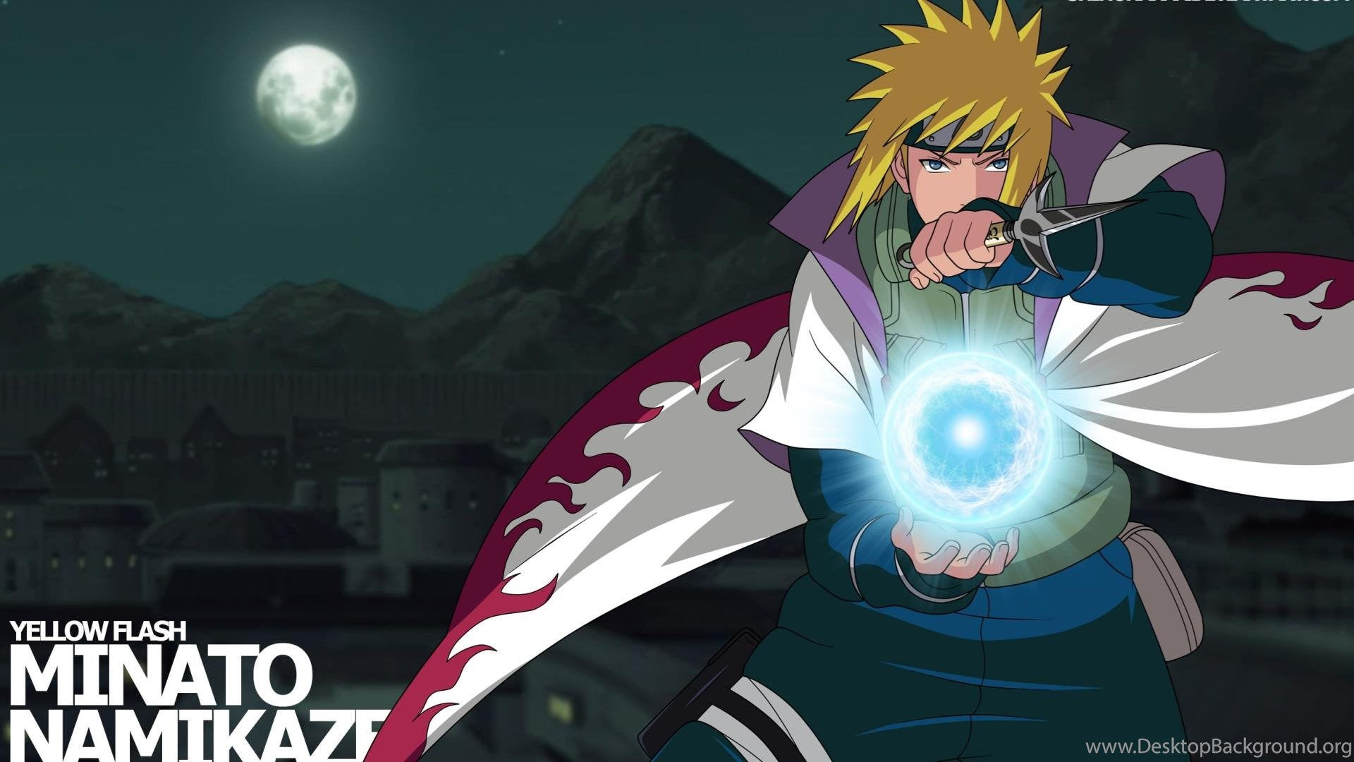 419512 minato namikaze yellow flash naruto anime 1920x1080 hd