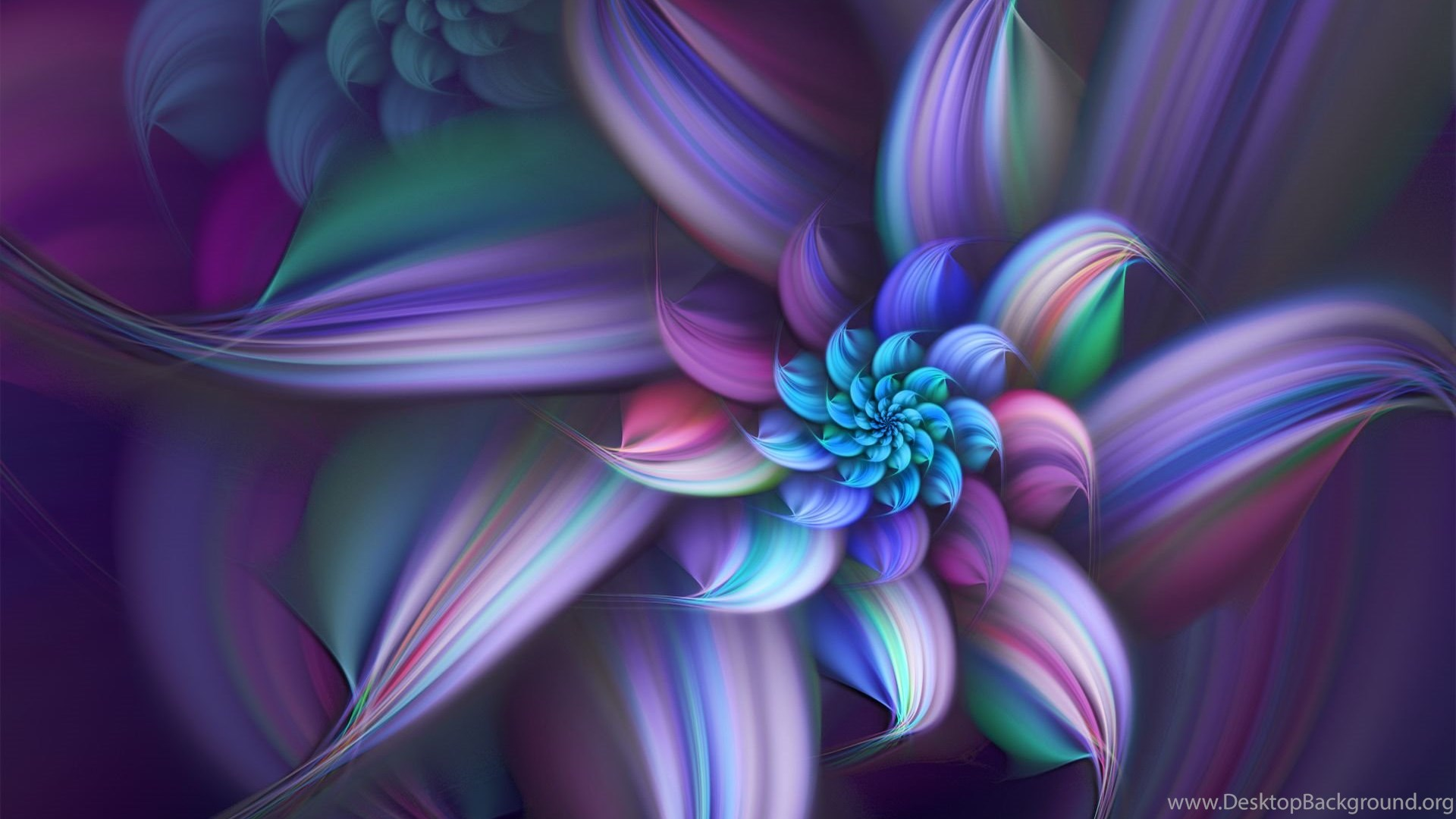 Blue Dahlia Flower Wallpapers 247463 Desktop Background