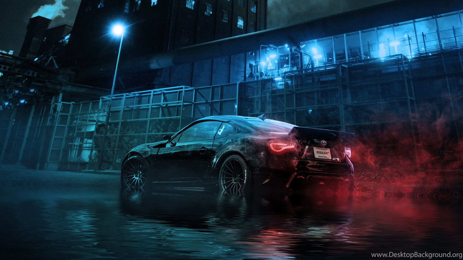 Toyota Gt Super Art Car Wallpapers Hd Wallpapers Desktop Background