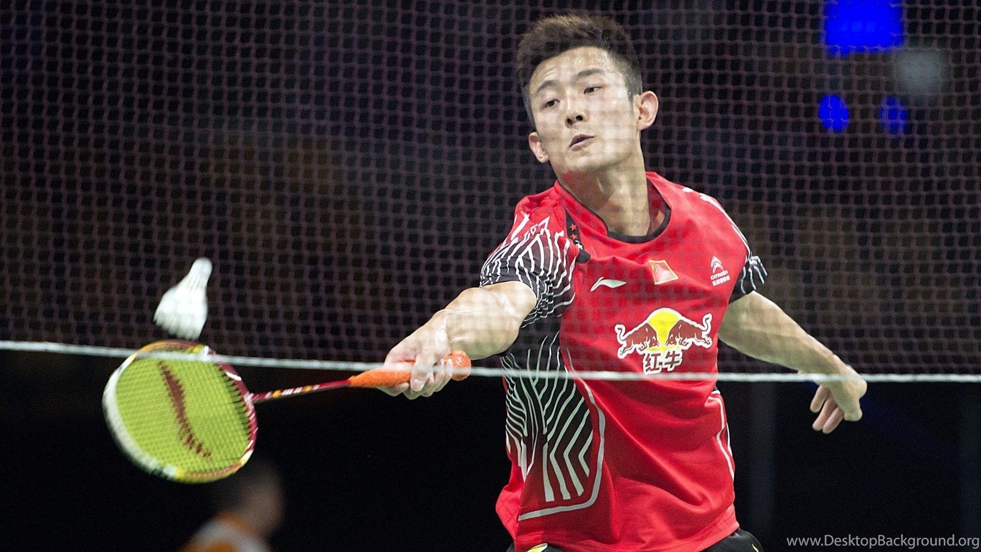 Badminton CHEN Long Sport Widescreen Wallpapers Desktop Background