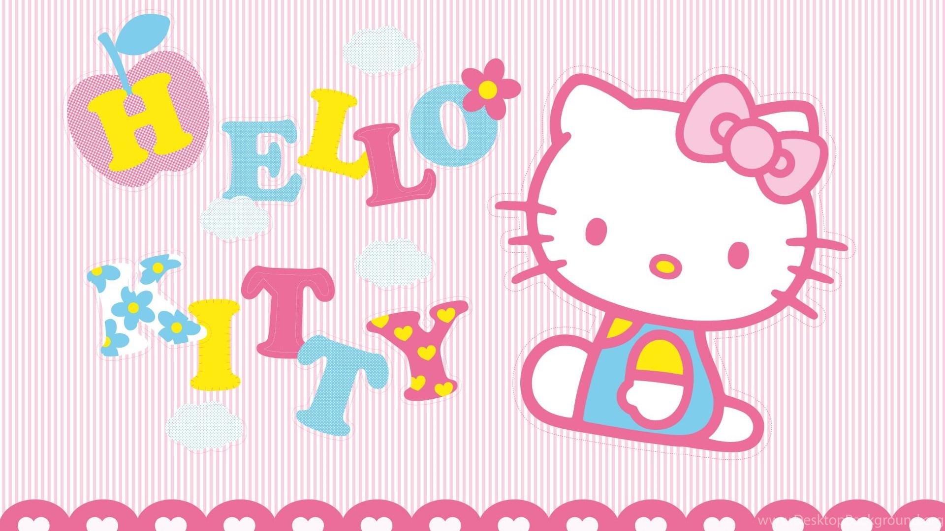 Hello Kitty Wallpaper Full High Resolution.jpg Desktop Background