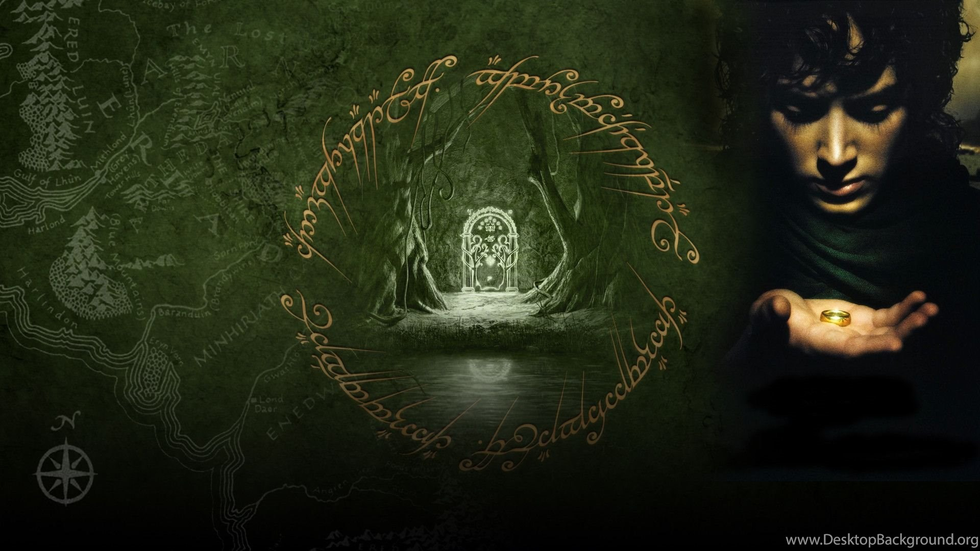 Lord Of The Rings Wallpapers For Iphone 884 Wallpey Desktop Background