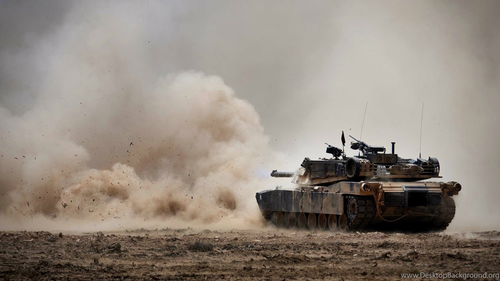 Military Tank M1 Abrams USMC Wallpapers HD Desktop Background