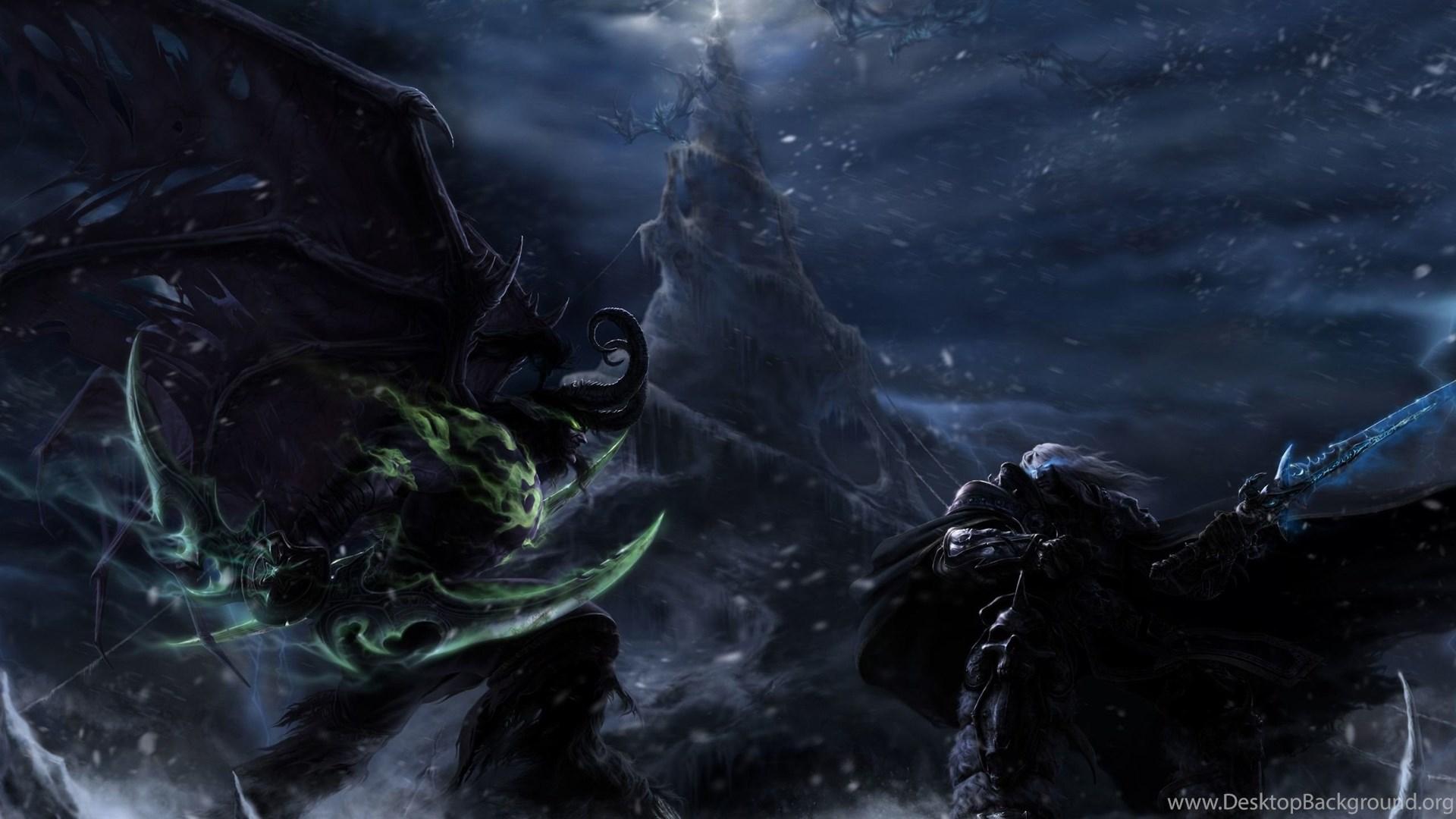 Warriors From Warcraft Iii The Frozen Throne Wallpapers 27386