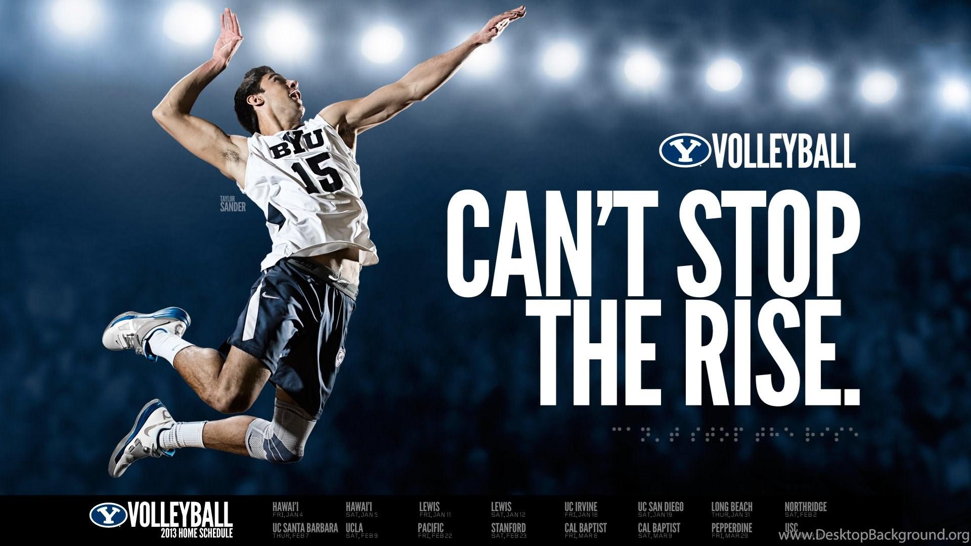 Volleyball Hd Wallpapers Desktop Background
