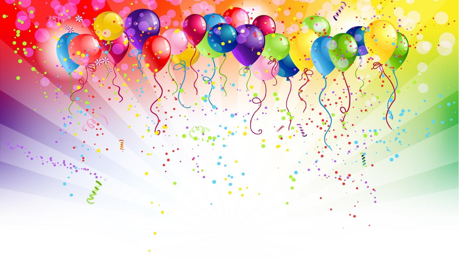 Birthday Balloons Images Nice And Hot ♡♥ Wishes Quotes ...