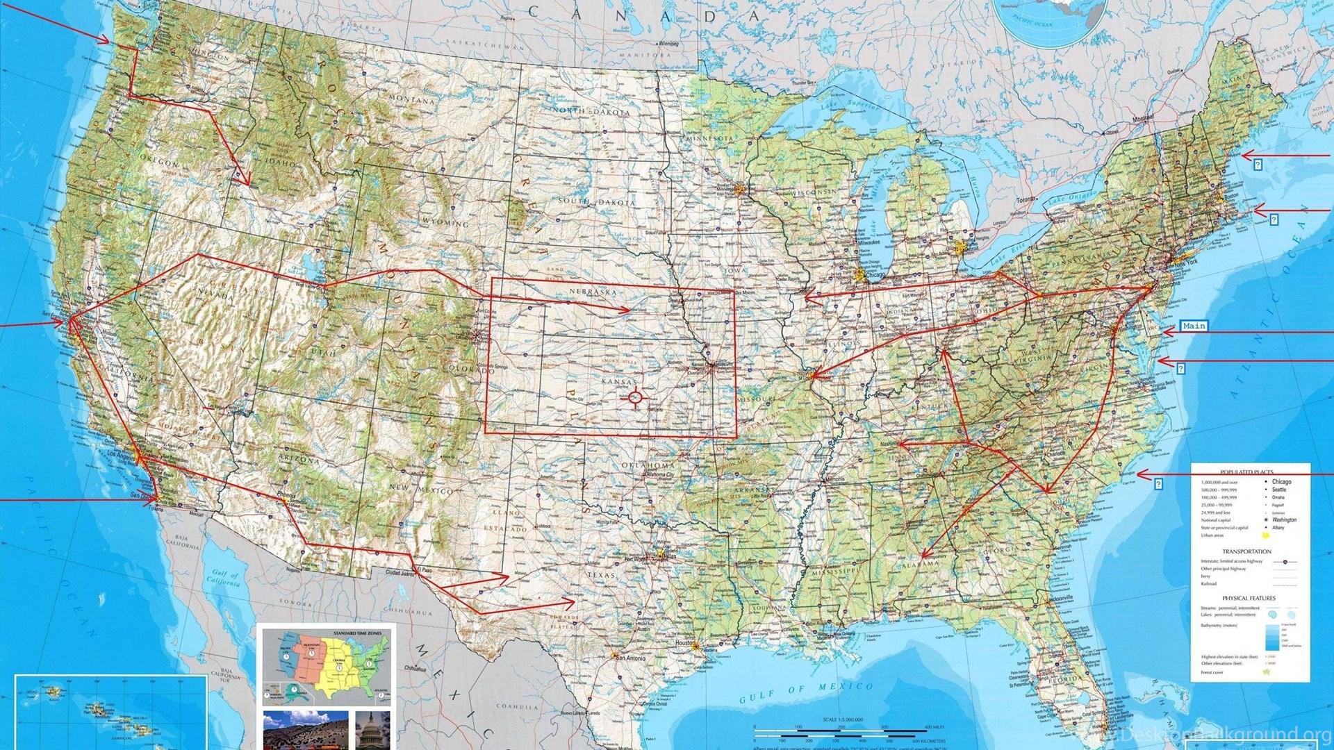 maps  usa map drawing desktop background
