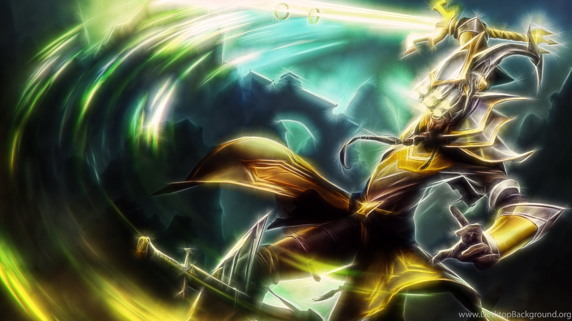 League Of Legends Master Yi Wallpapers 4232 1920x1200 Px