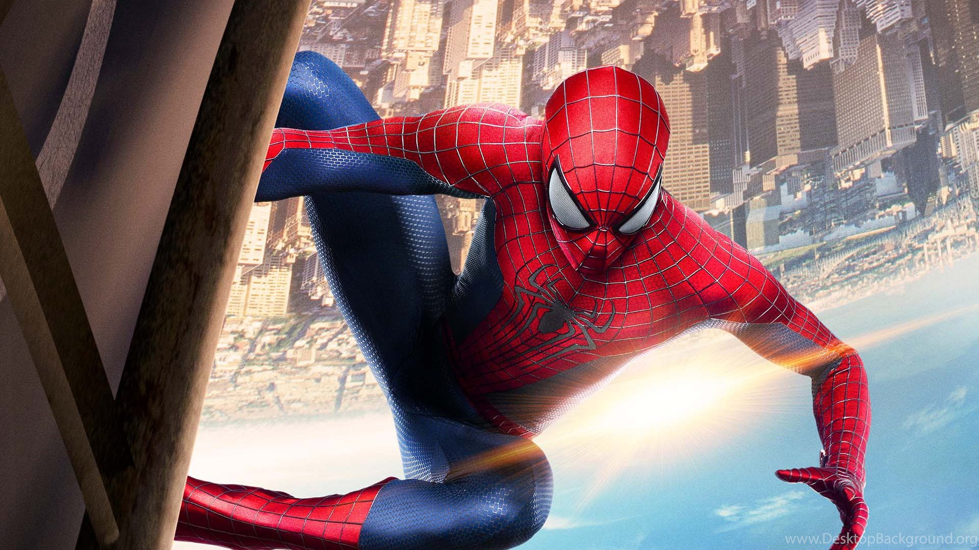 The Amazing Spider Man 2 Hd Wallpapers Desktop Background
