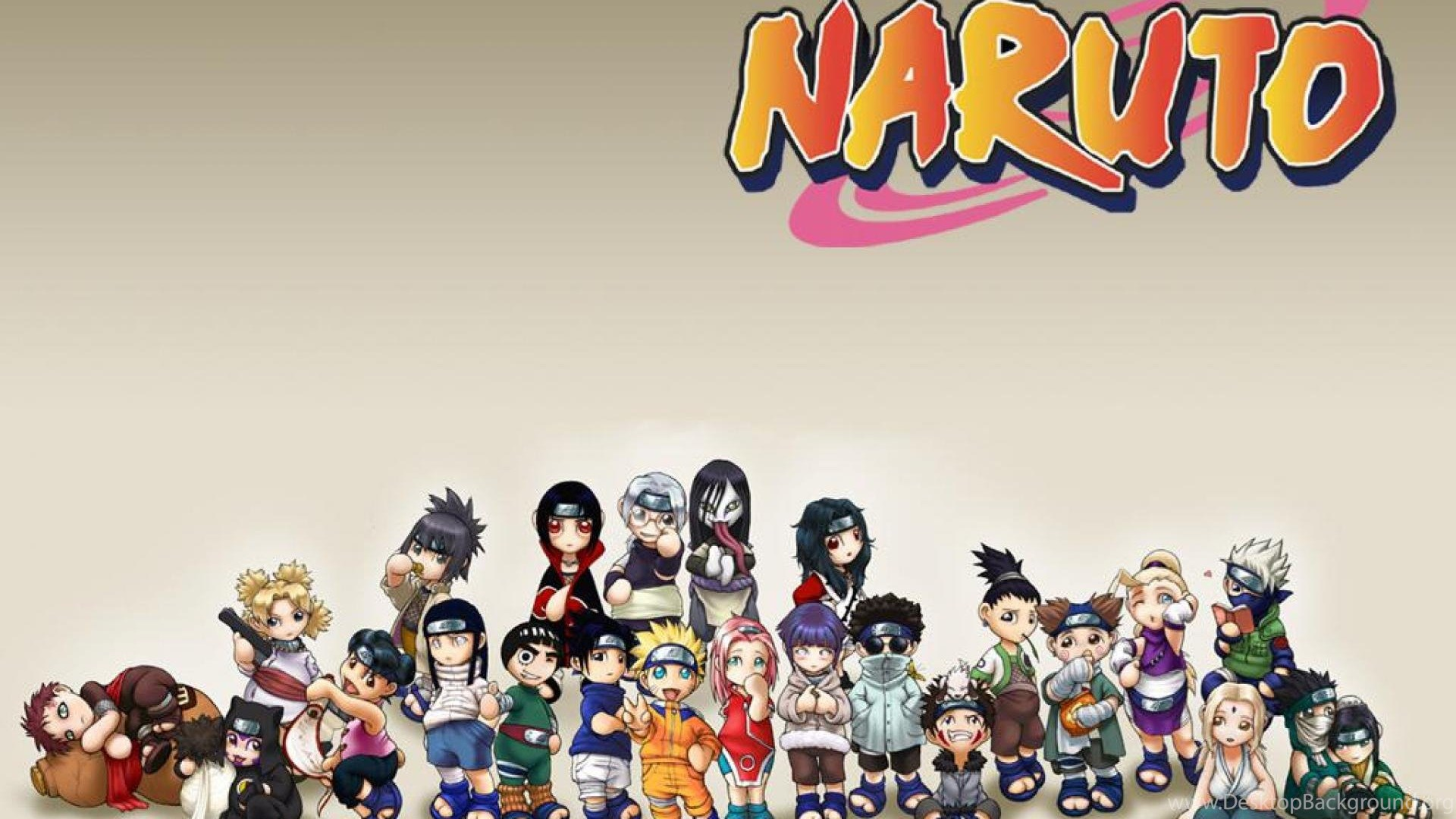 Image for Anime Chibi Naruto Wallpaper Free Desktop