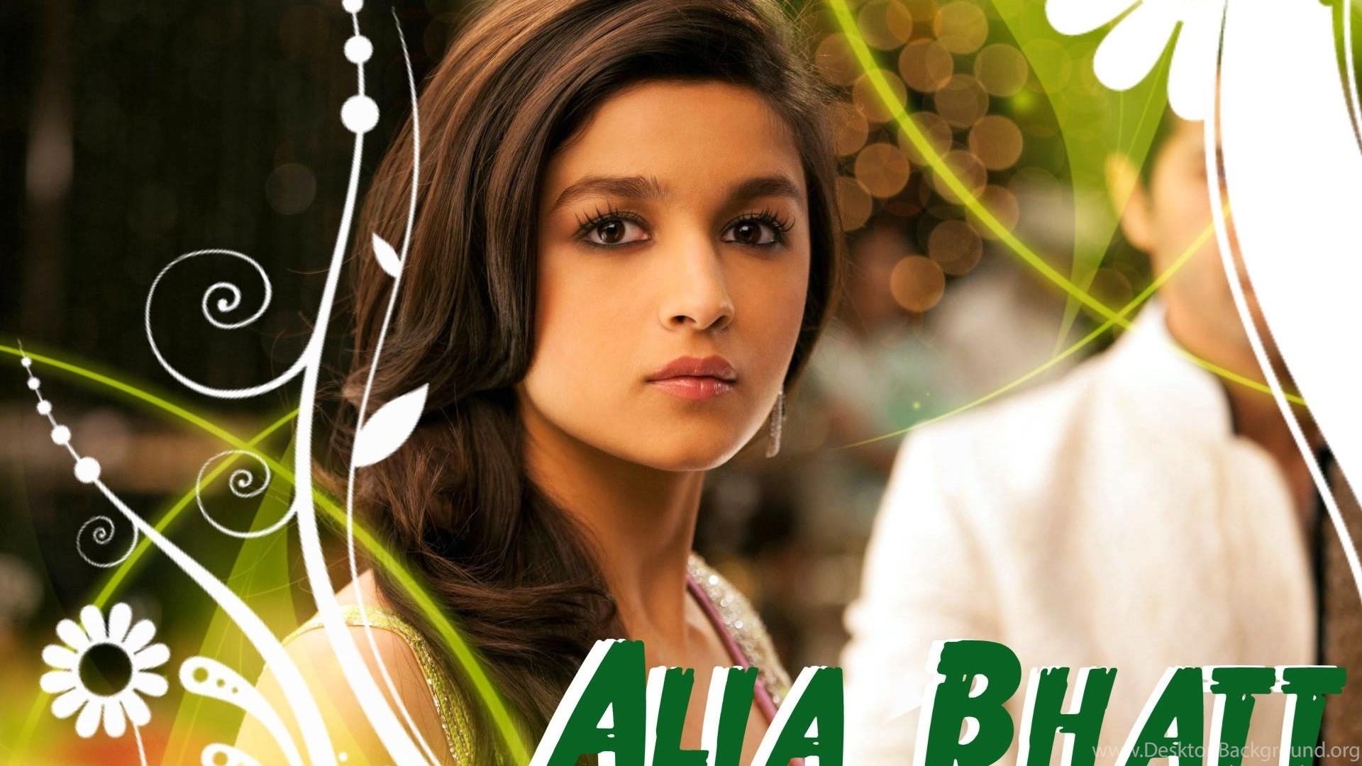Bollywood Actress Alia Bhatt Sleeveless Hd Wallpapers Desktop Background