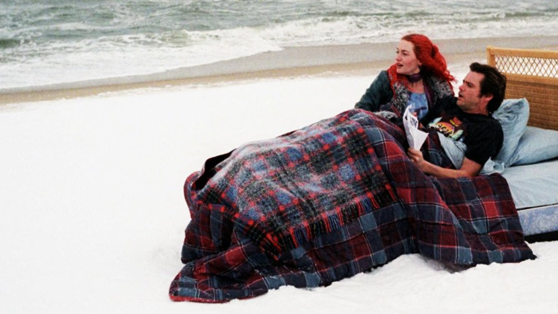 Download Wallpapers 3840x1200 Eternal Sunshine Of The Spotless