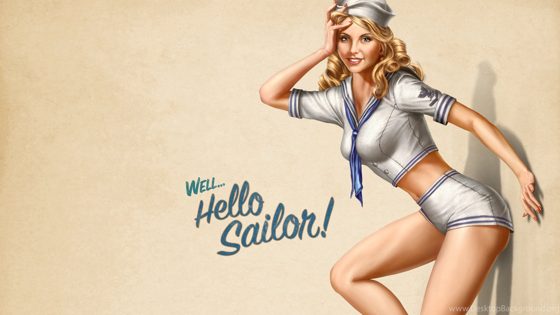 pin up wallpapers desktop background
