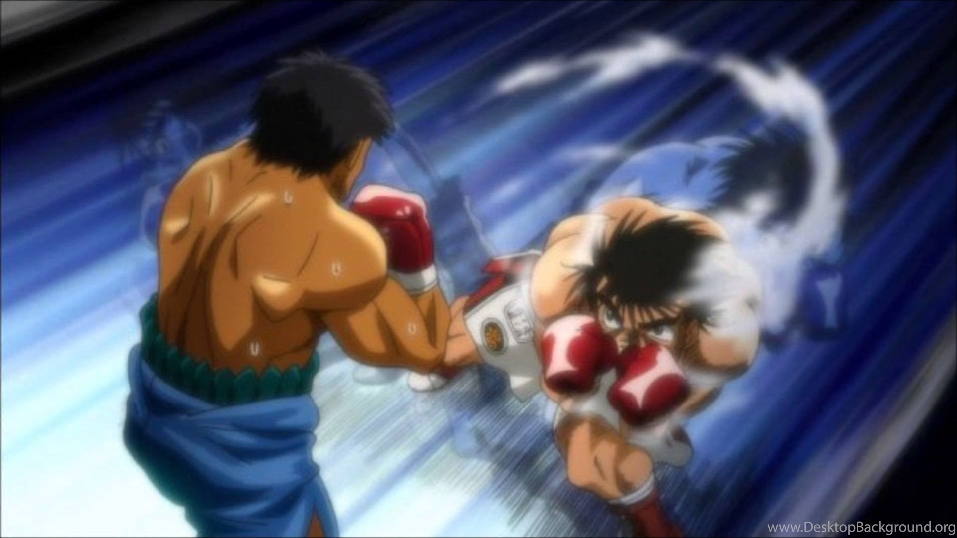 Hajime No Ippo Rising Ost The Finisher Youtube Desktop Background