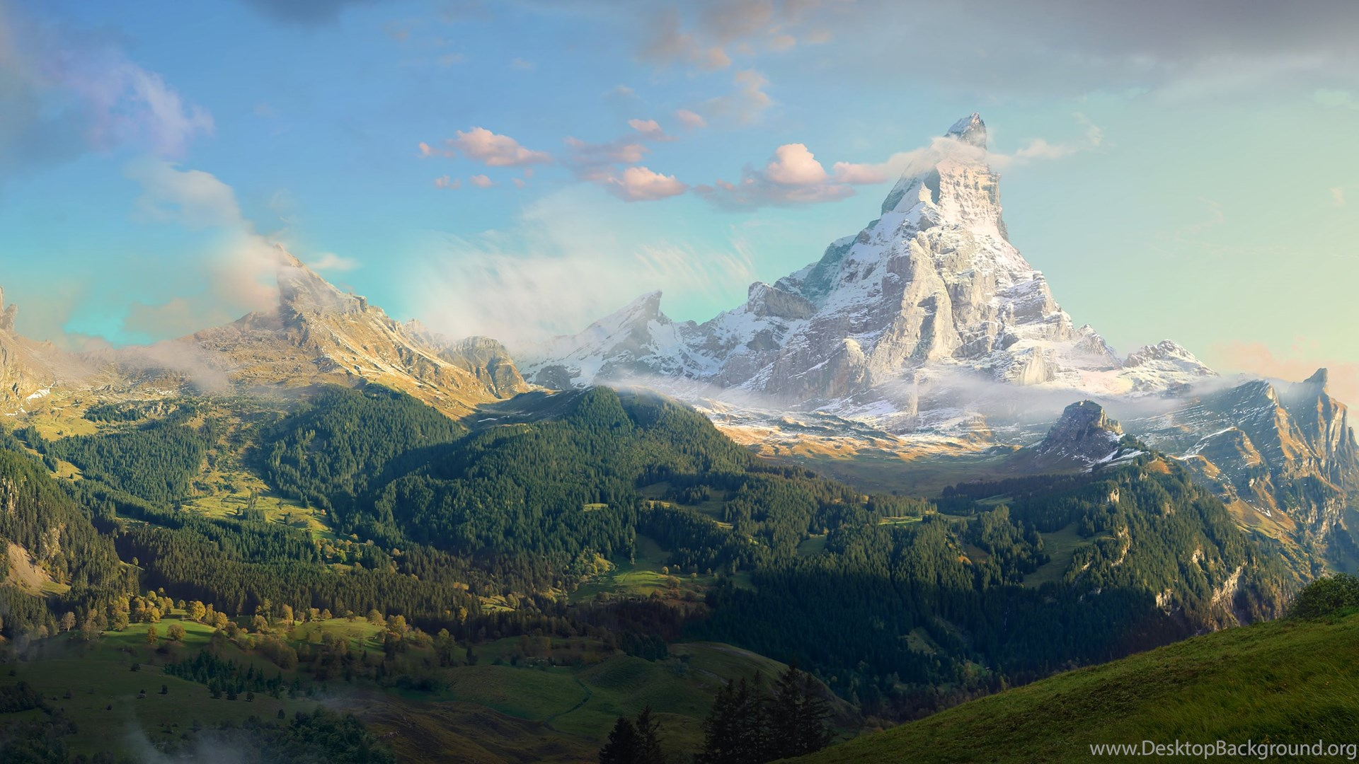 The Lonely Mountain By Daniel Romanovsky Imaginarywildlands Images, Photos, Reviews