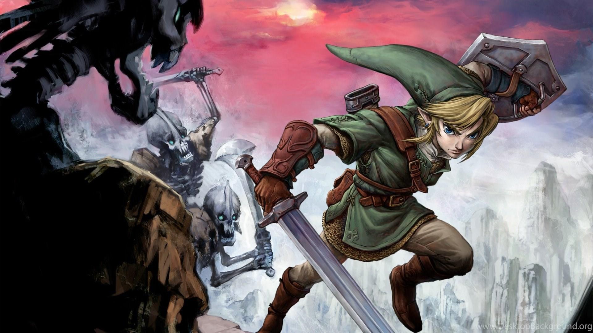 Wallpapers The Legend Of Zelda Twilight Princess 03 1920 1200