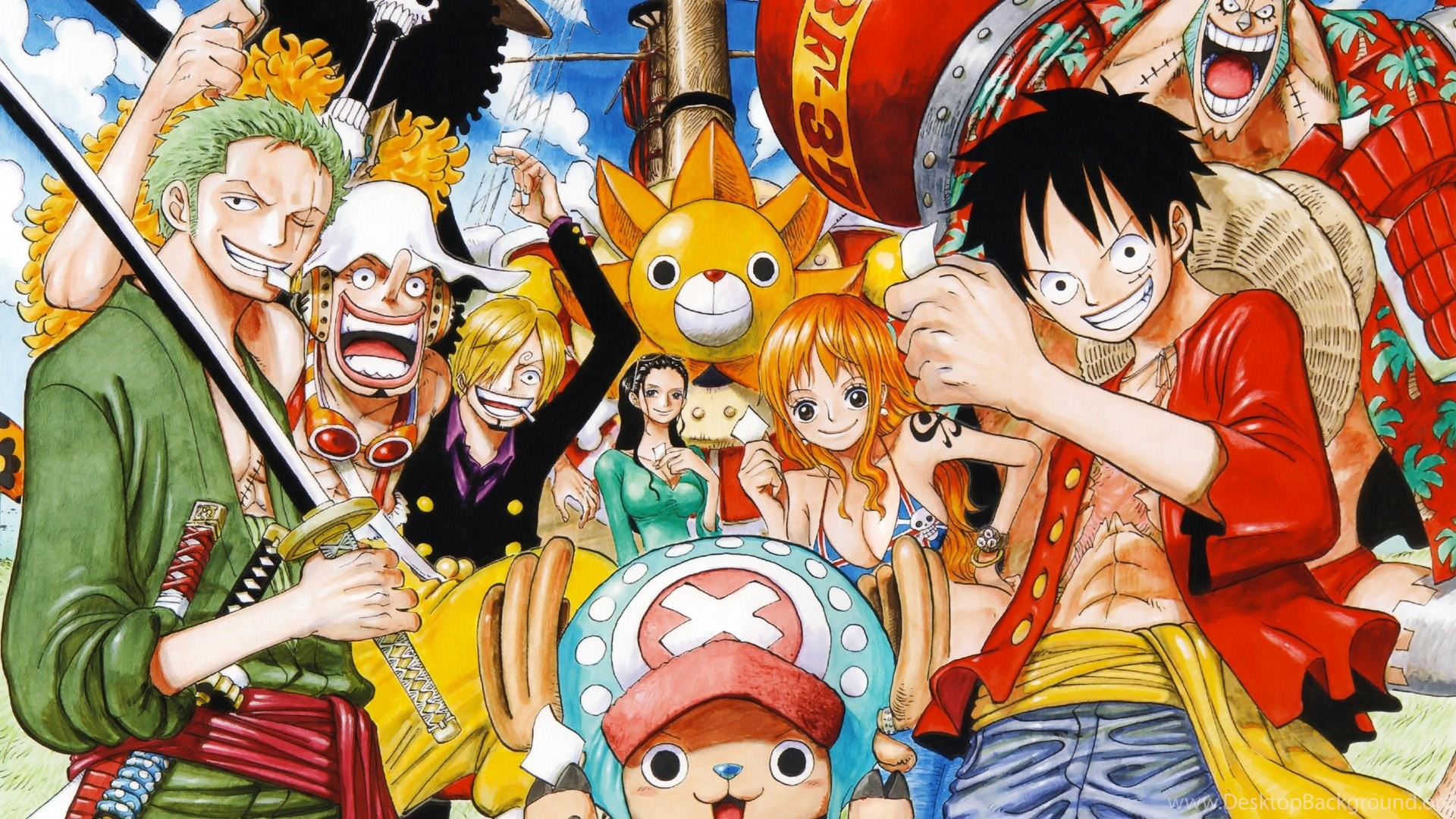 High Resolution Best Anime One Piece Wallpapers Hd 11 Full Size
