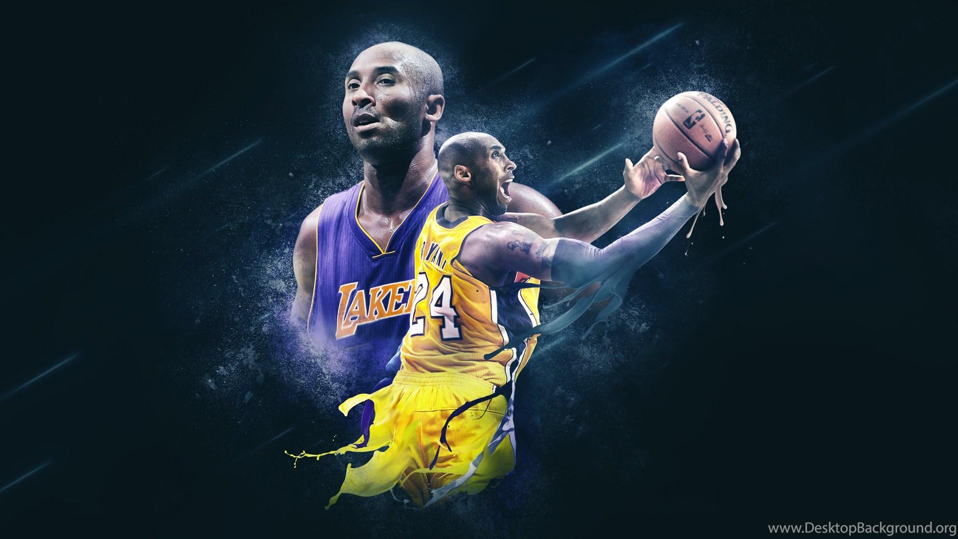 Kobe Bryant Hd Wallpapers By Sanoinoi On Deviantart Desktop Background
