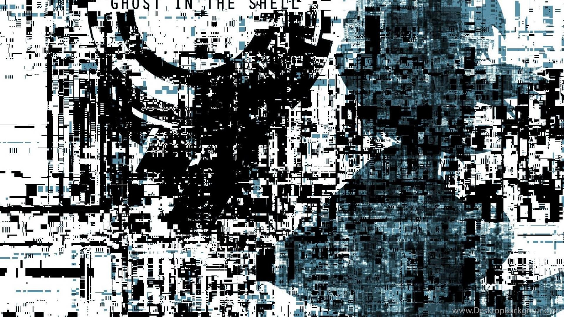 Gits Ghost In The Shell White Noise Manga Anime Hd Wallpapers