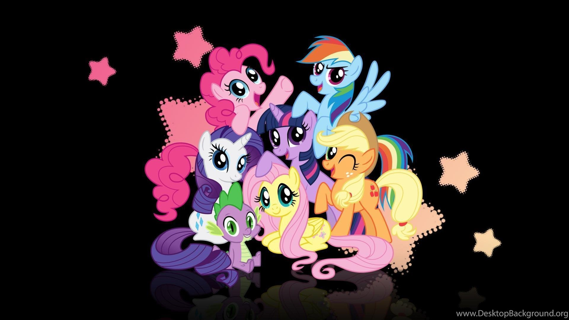 Lovely My Little Pony Wallpapers Hd Wallpapers Desktop Background