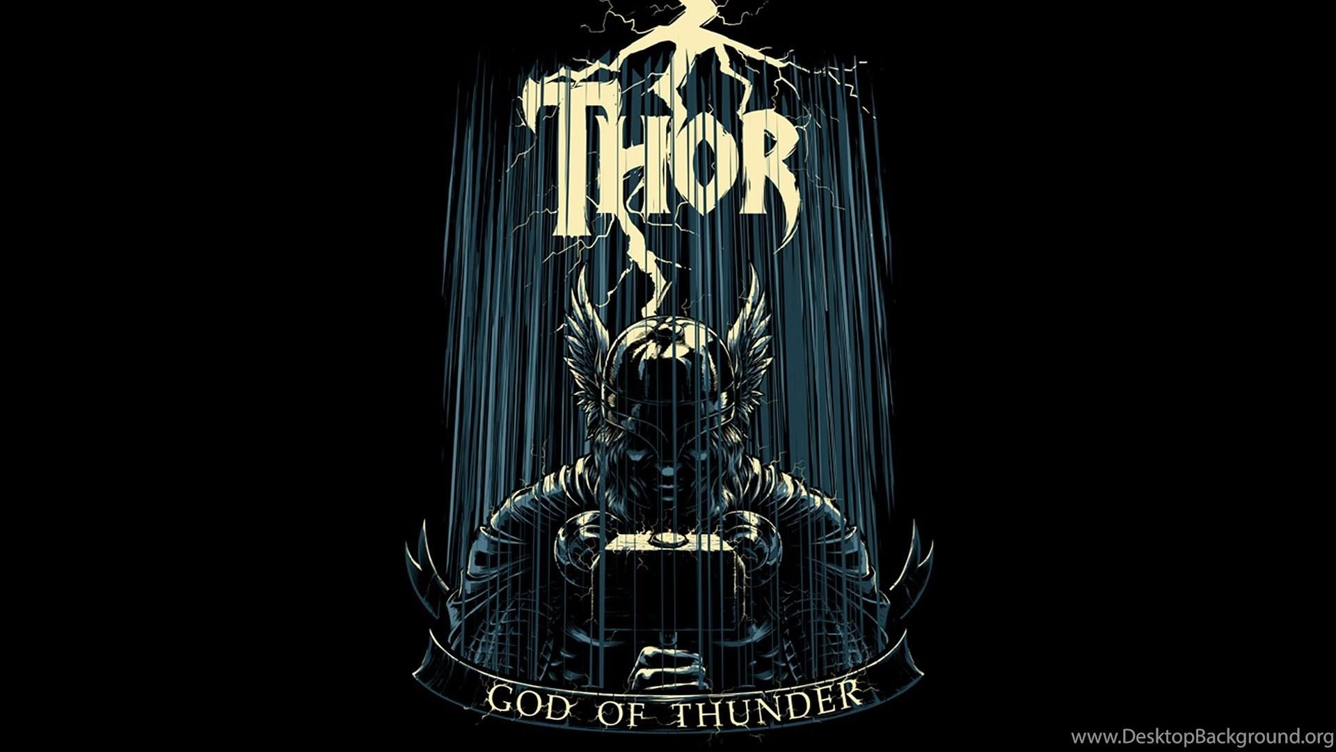 Thor 39 s hammer mjolnir wallpapers free hd wallpapers - Free thor wallpaper ...