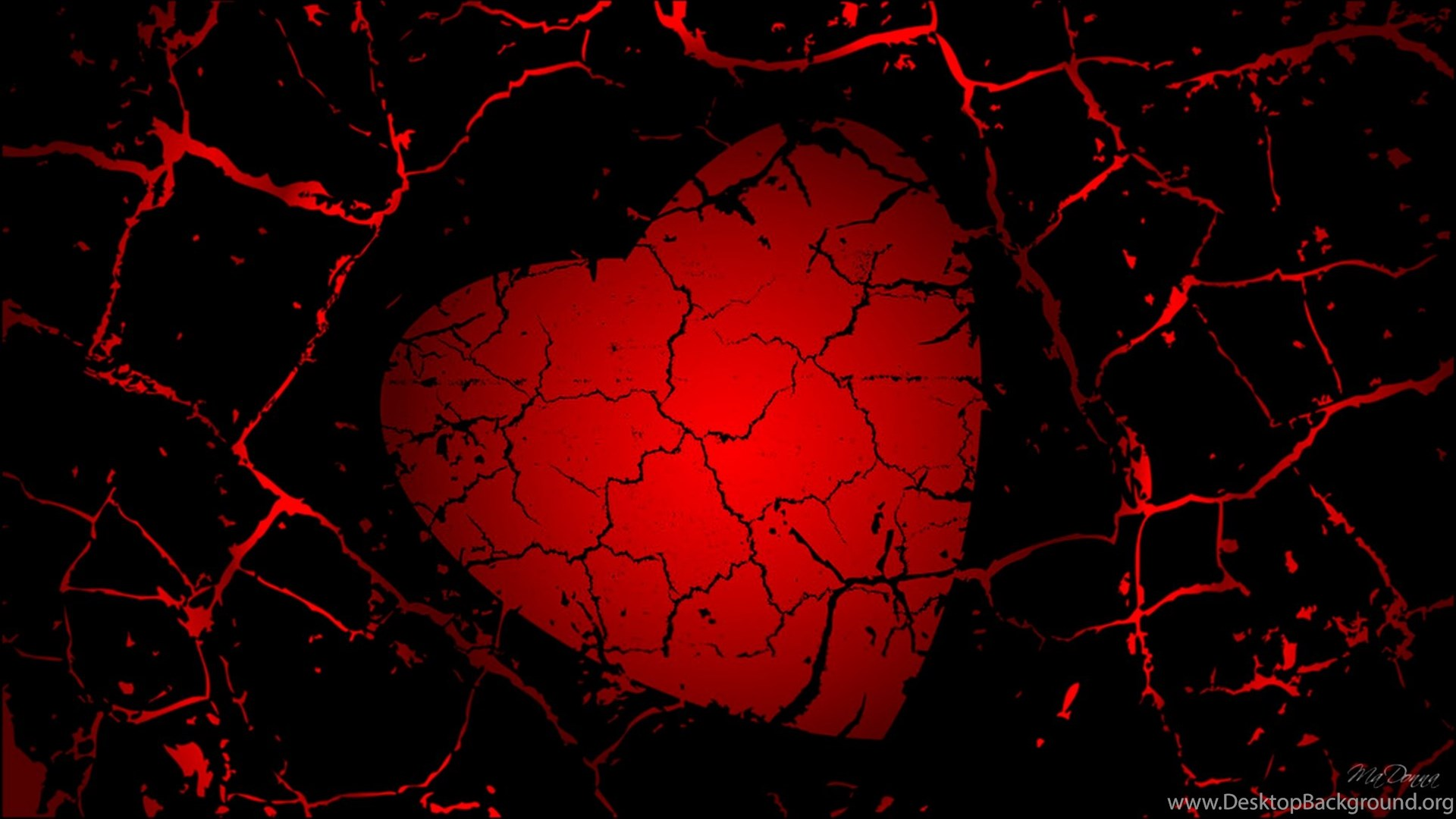 Black Heart Wallpapers 4 Items Desktop Background