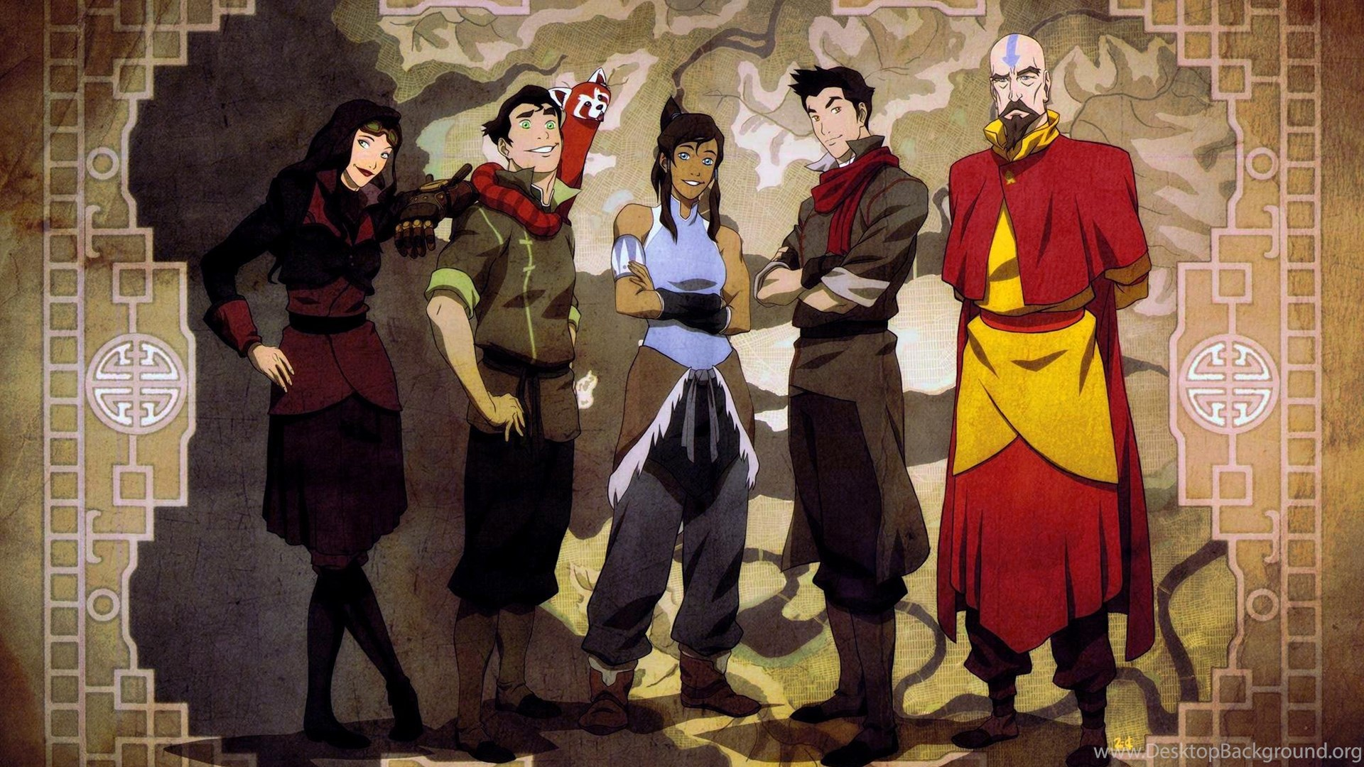 40 Avatar The Last Airbender Wallpapers For Download Desktop Background