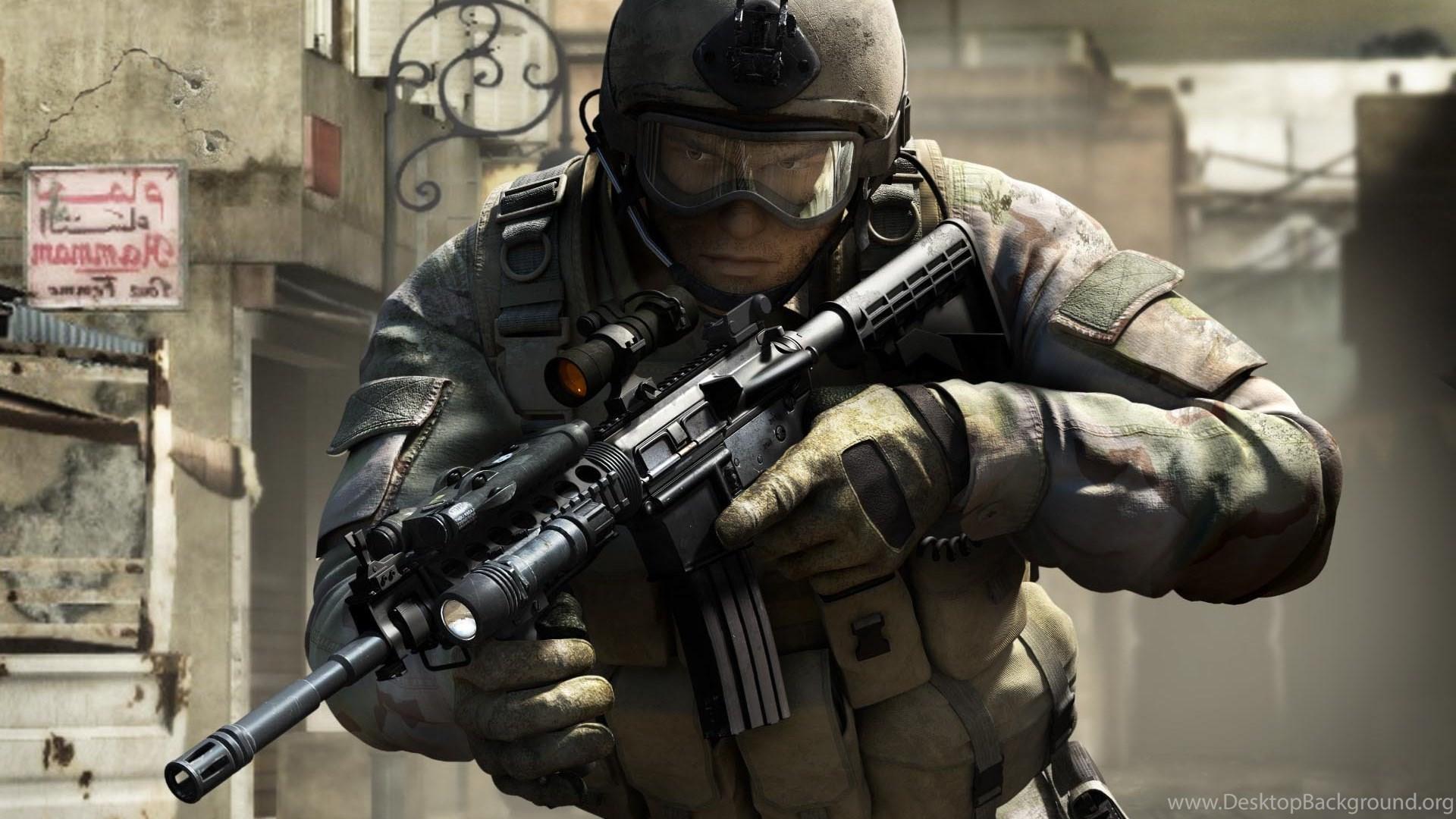 Counter Strike Hd Wallpapers Desktop Background